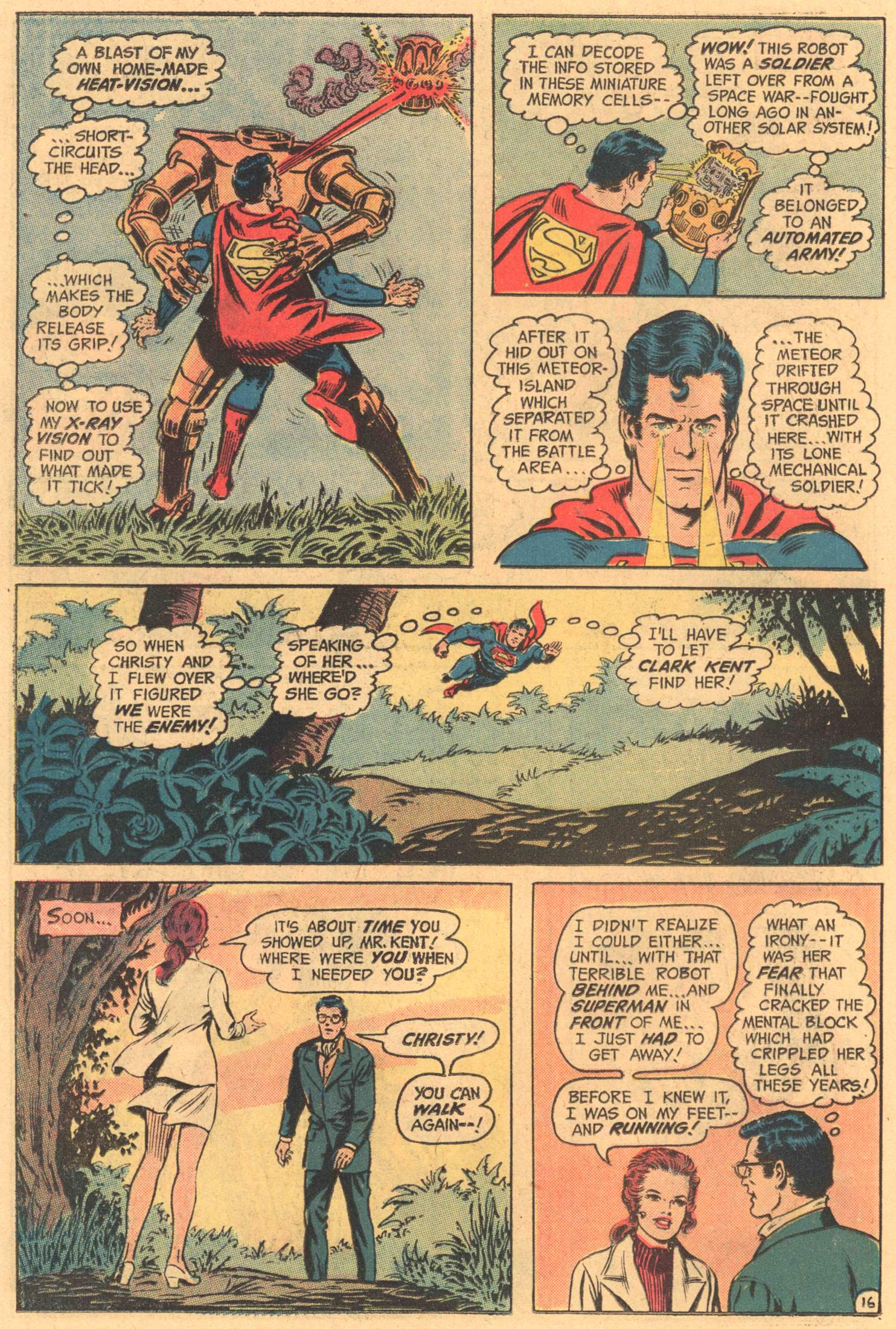 Read online Action Comics (1938) comic -  Issue #416 - 21