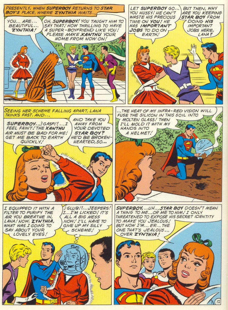 Read online Adventure Comics (1938) comic -  Issue #493 - 23