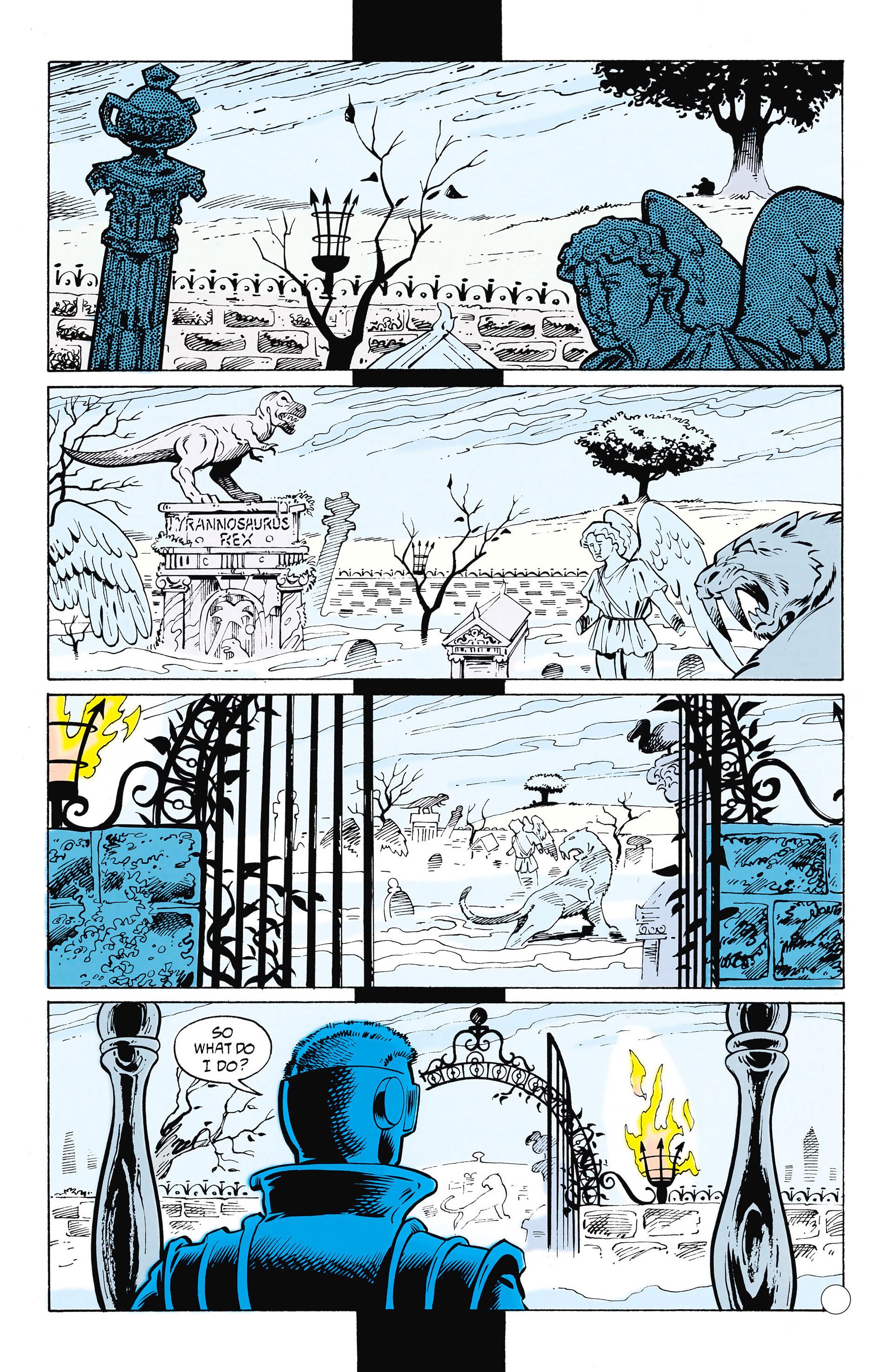 Read online Animal Man (1988) comic -  Issue #25 - 3