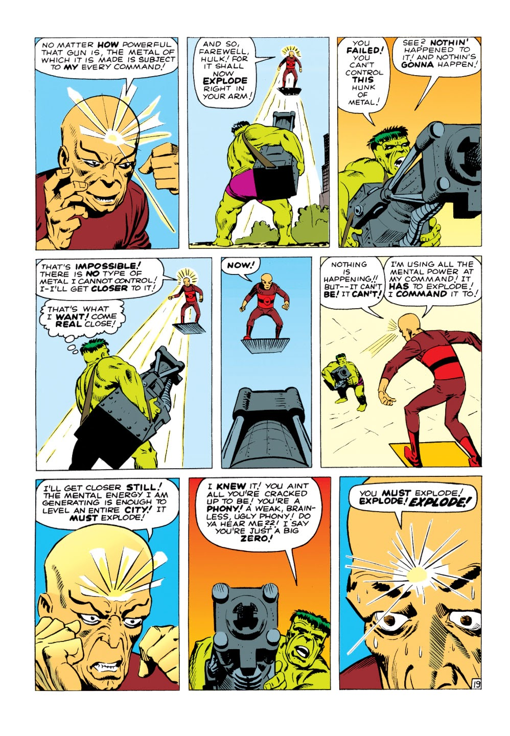 Read online Marvel Masterworks: The Incredible Hulk comic -  Issue # TPB 1 (Part 2) - 48