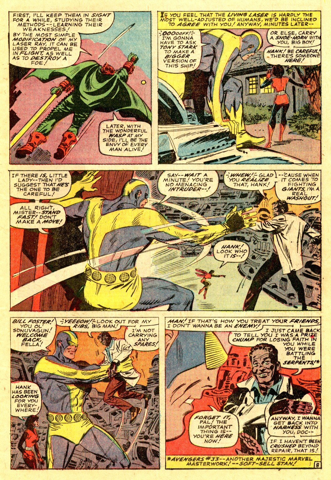 The Avengers (1963) 34 Page 8