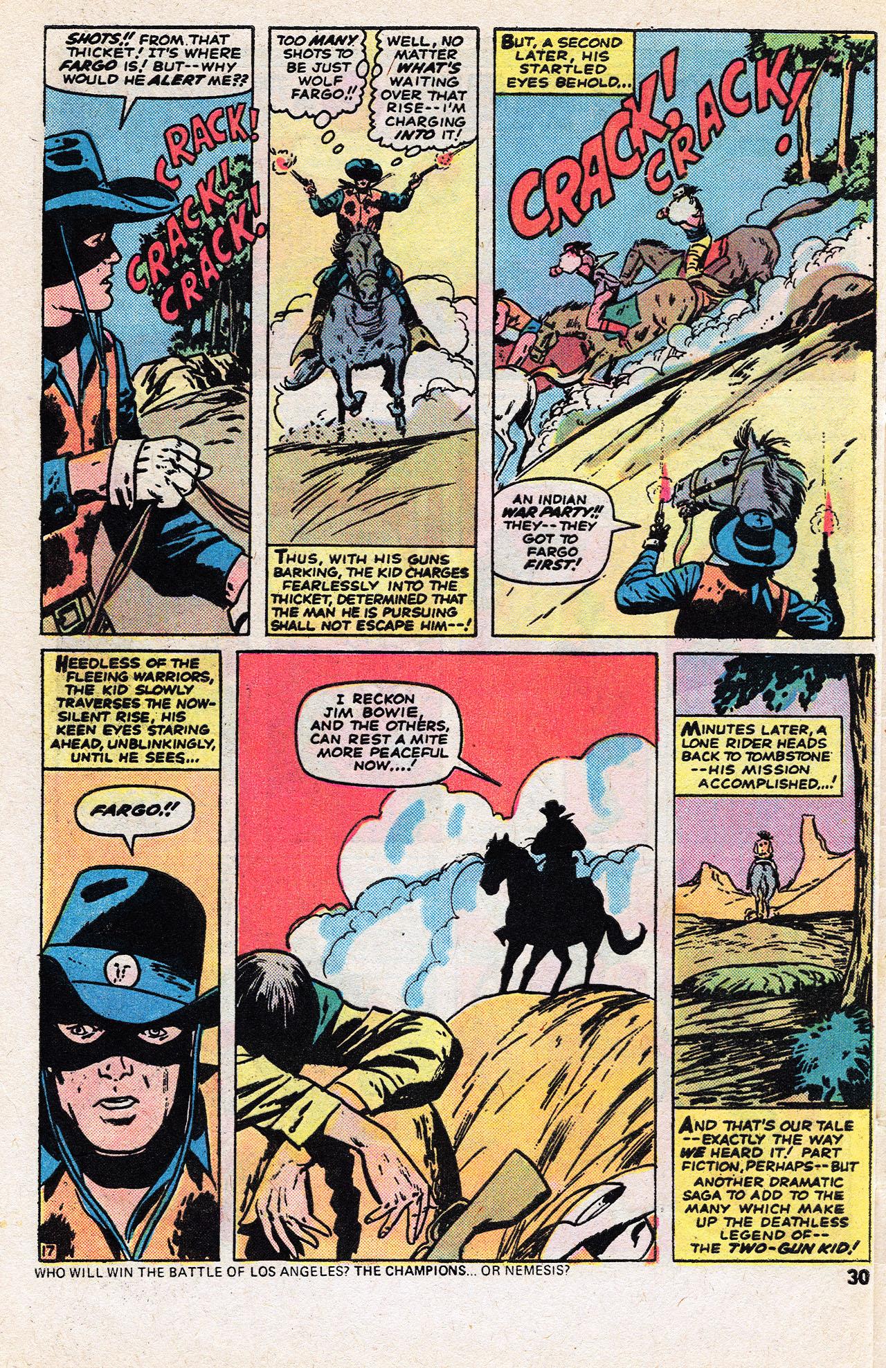 Read online Two-Gun Kid comic -  Issue #134 - 32