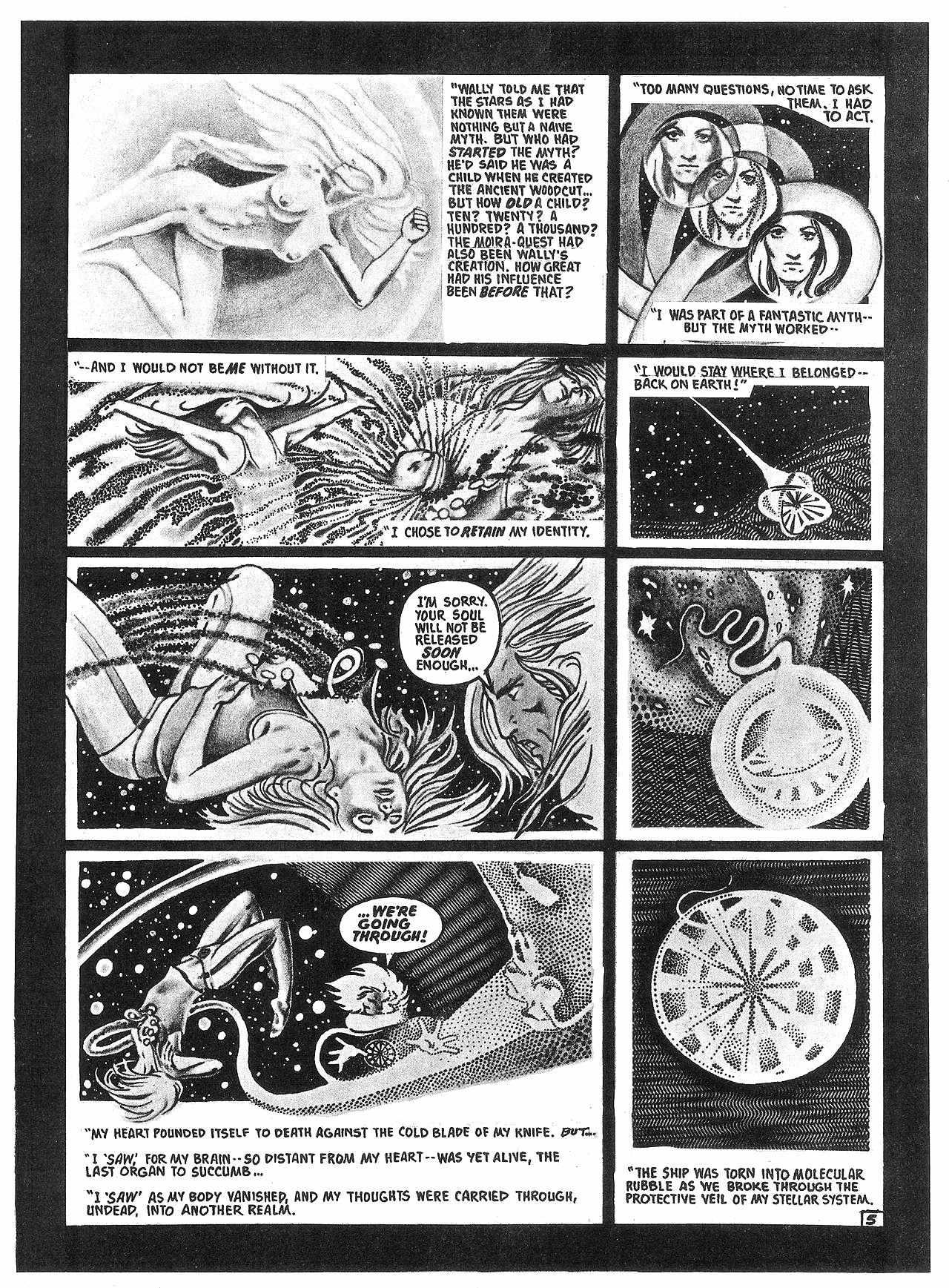 Read online Star*Reach comic -  Issue #6 - 7