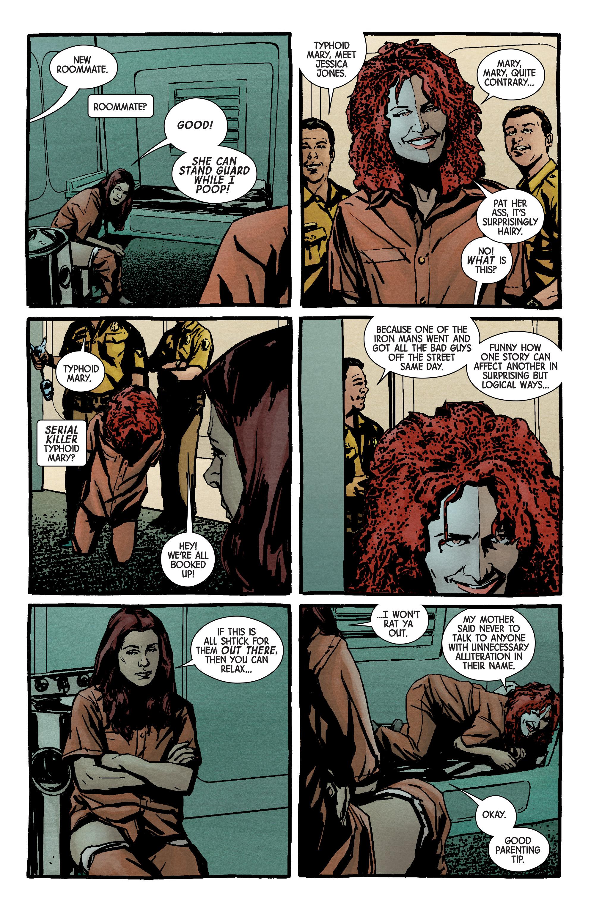Read online Jessica Jones (2016) comic -  Issue #9 - 8