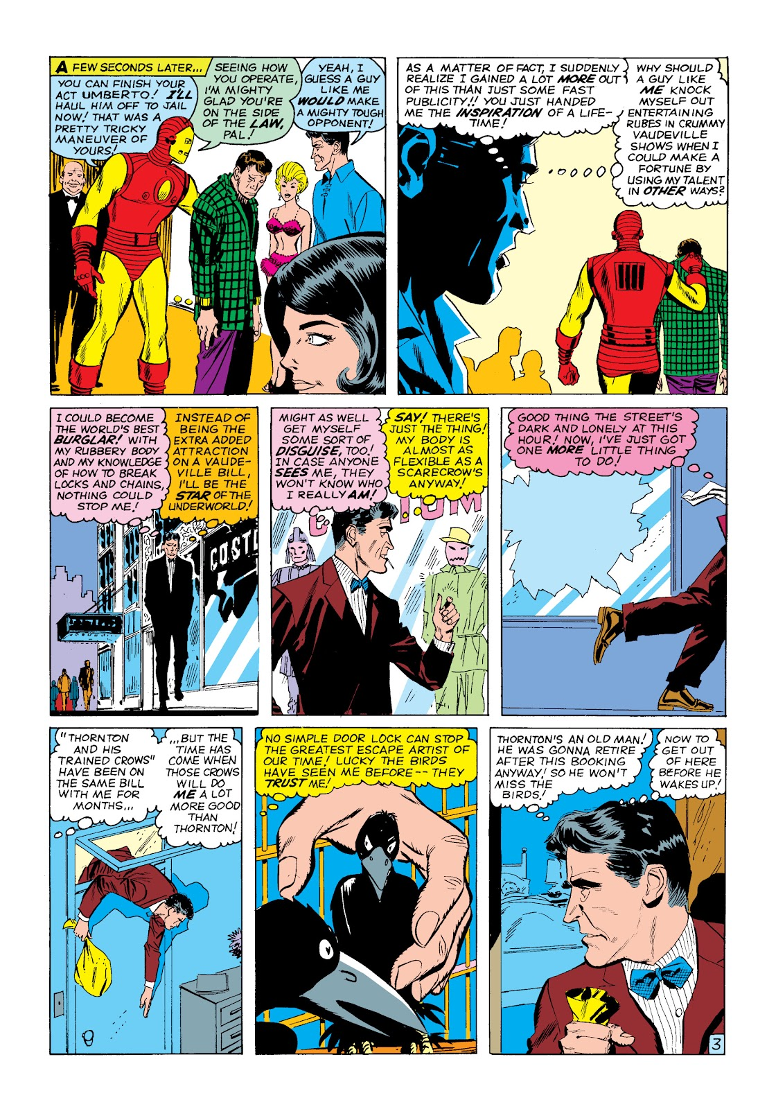 Read online Marvel Masterworks: The Invincible Iron Man comic -  Issue # TPB 2 (Part 1) - 6
