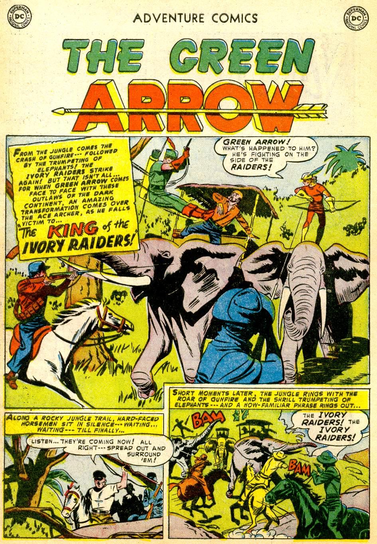 Read online Adventure Comics (1938) comic -  Issue #191 - 34