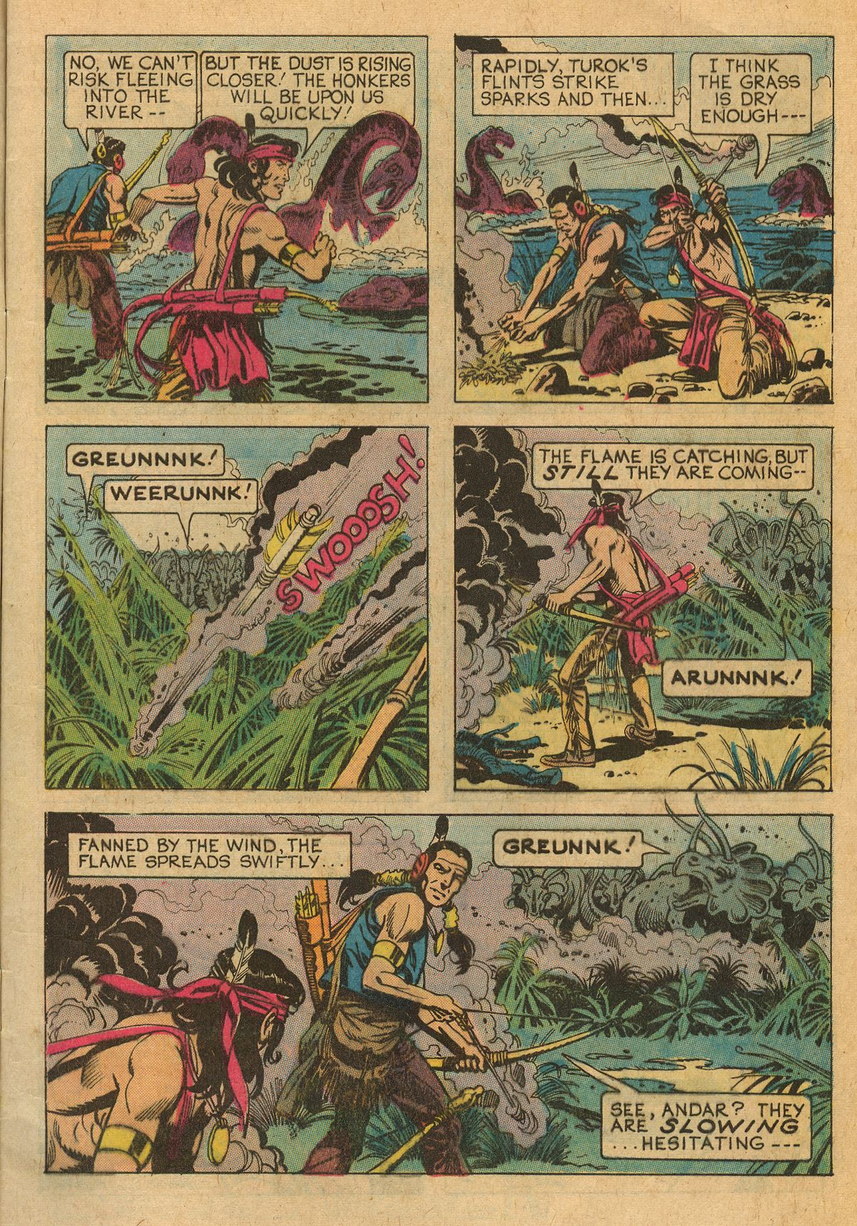 Read online Turok, Son of Stone comic -  Issue #111 - 5