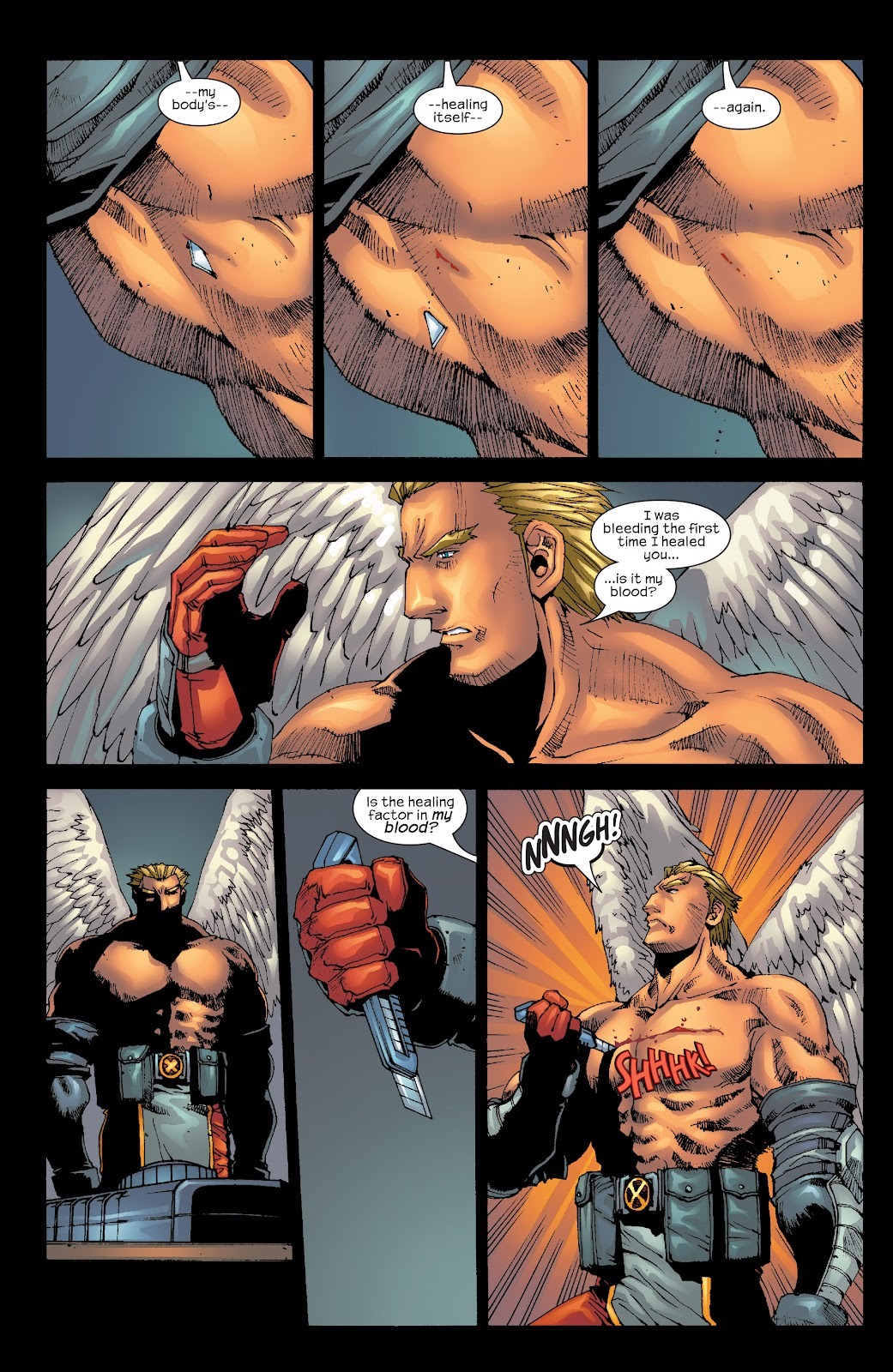 Read online X-Men: Unstoppable comic -  Issue # TPB (Part 3) - 75