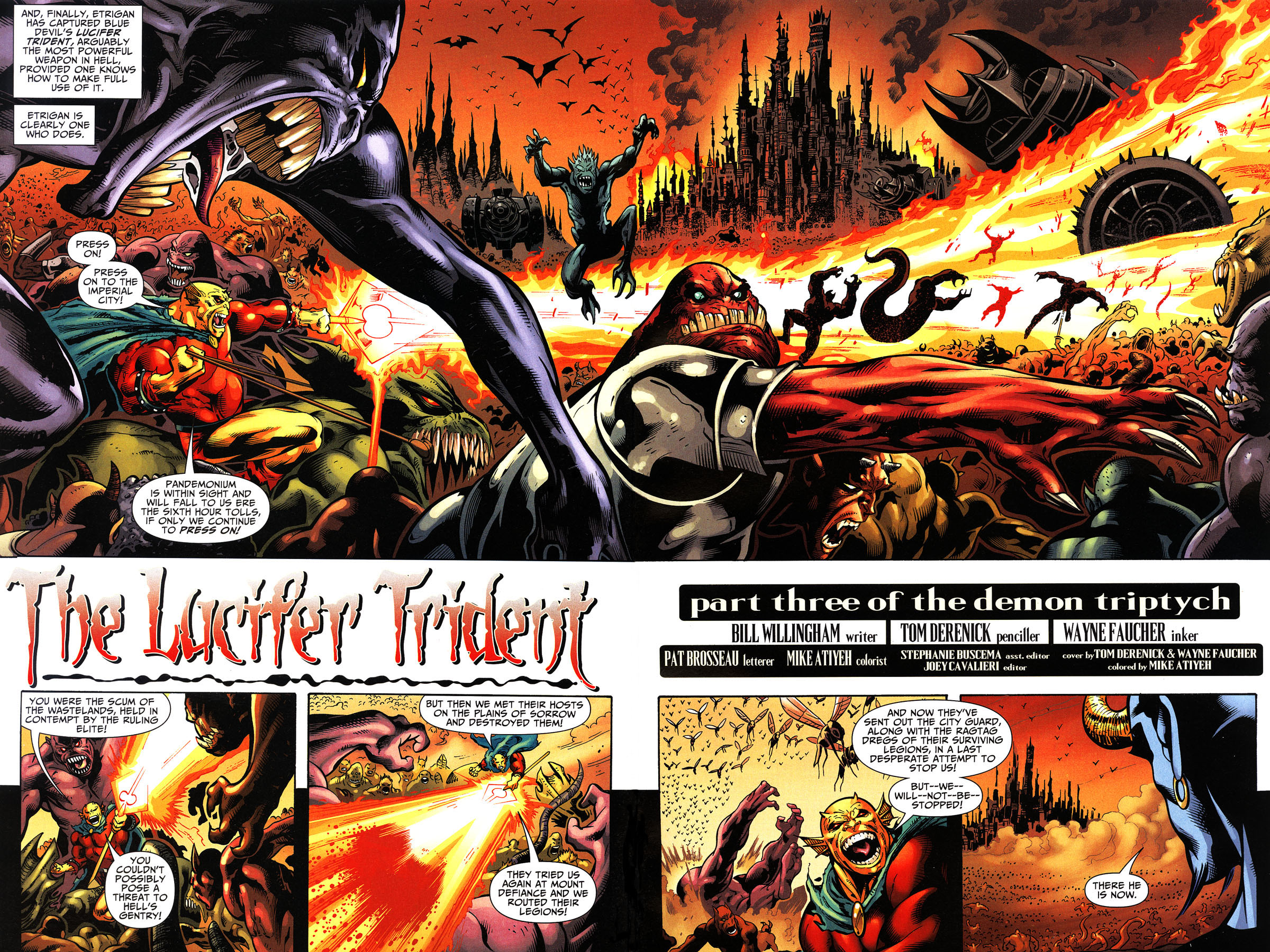 Read online Shadowpact comic -  Issue #11 - 3