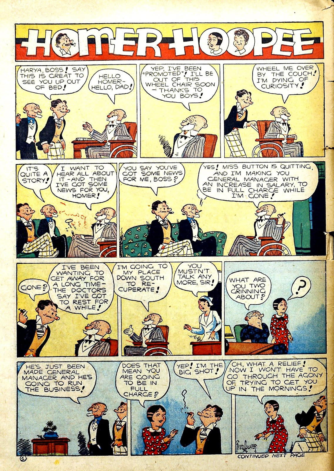 Read online Famous Funnies comic -  Issue #78 - 62