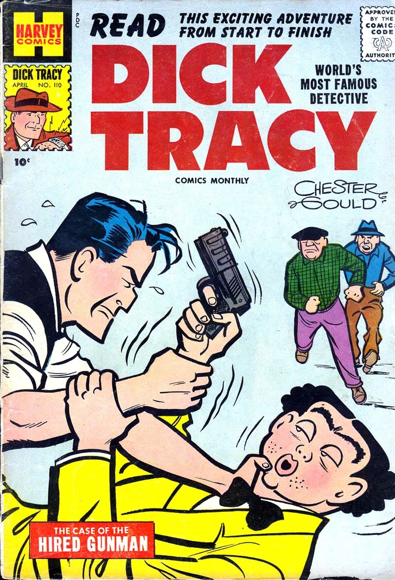 Dick Tracy (1950) 110 Page 1