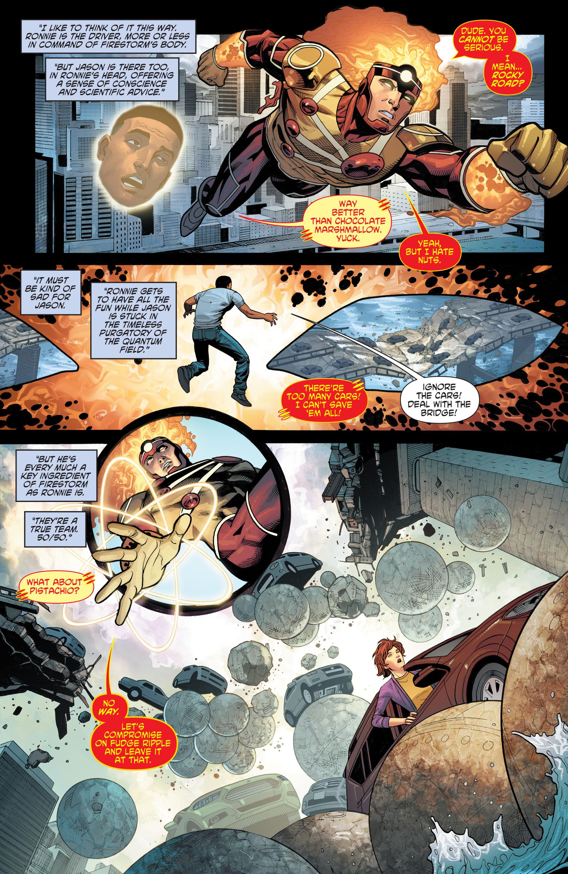 Read online Secret Origins (2014) comic -  Issue #10 - 21