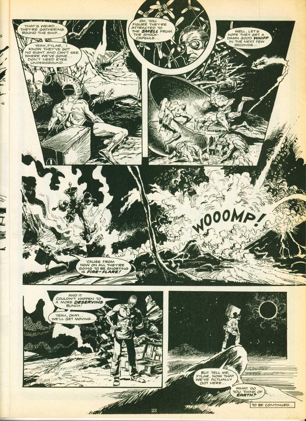 Warrior Issue #14 #15 - English 23