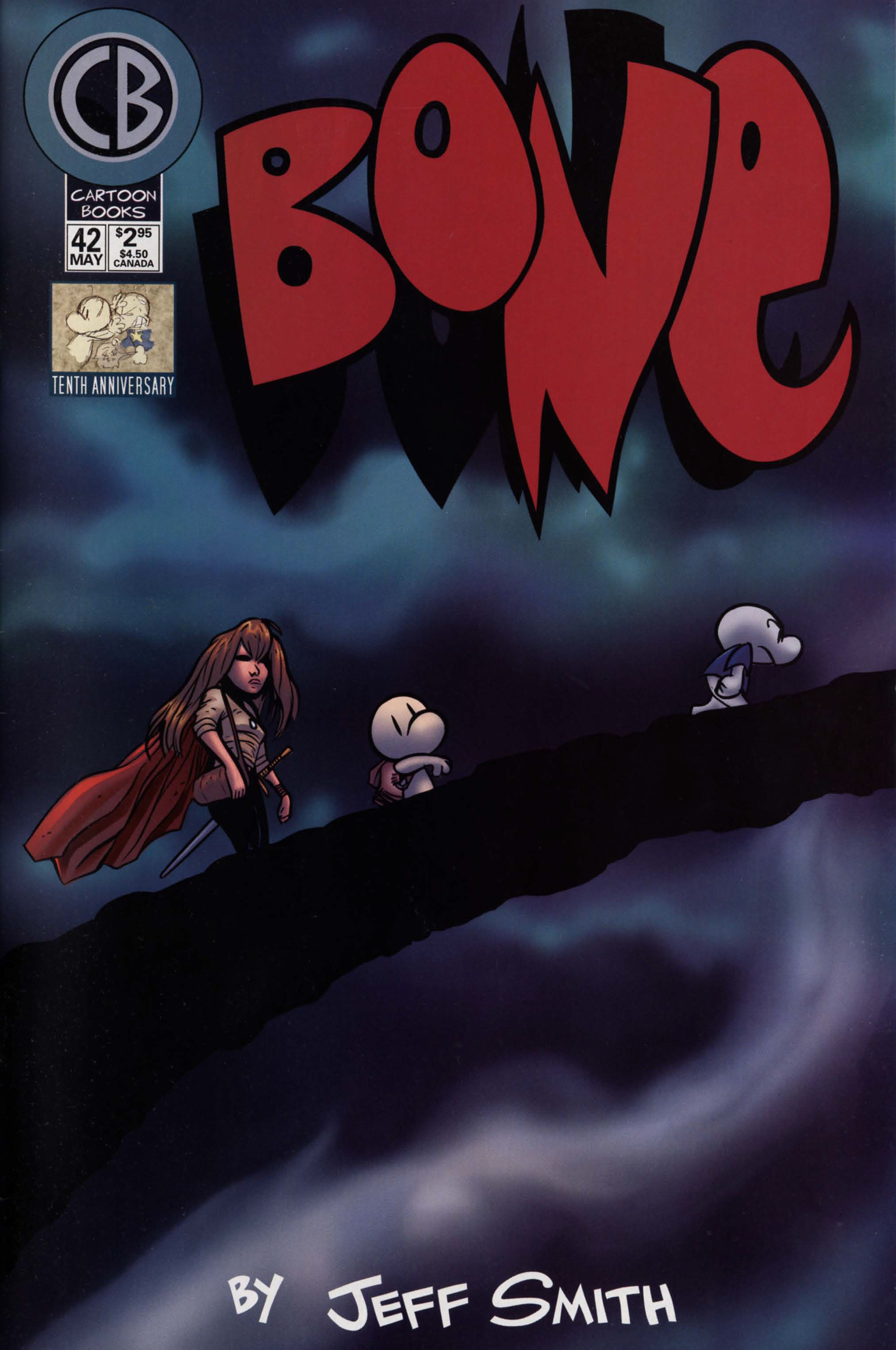 Bone 1991 Issue 42