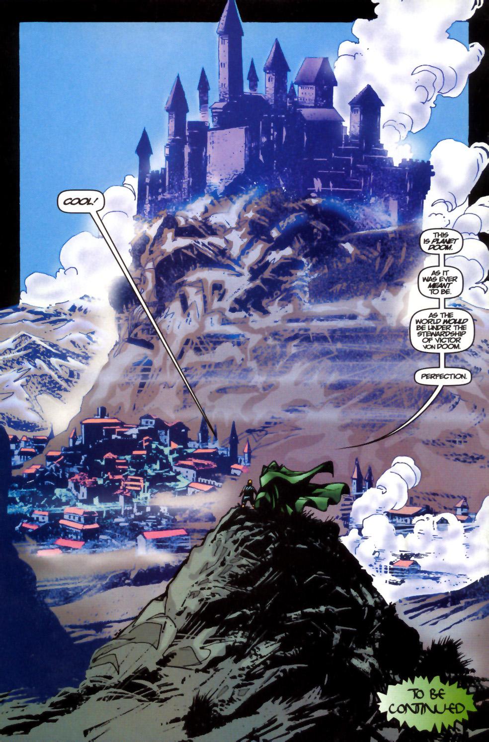 Read online Doom: The Emperor Returns comic -  Issue #2 - 23
