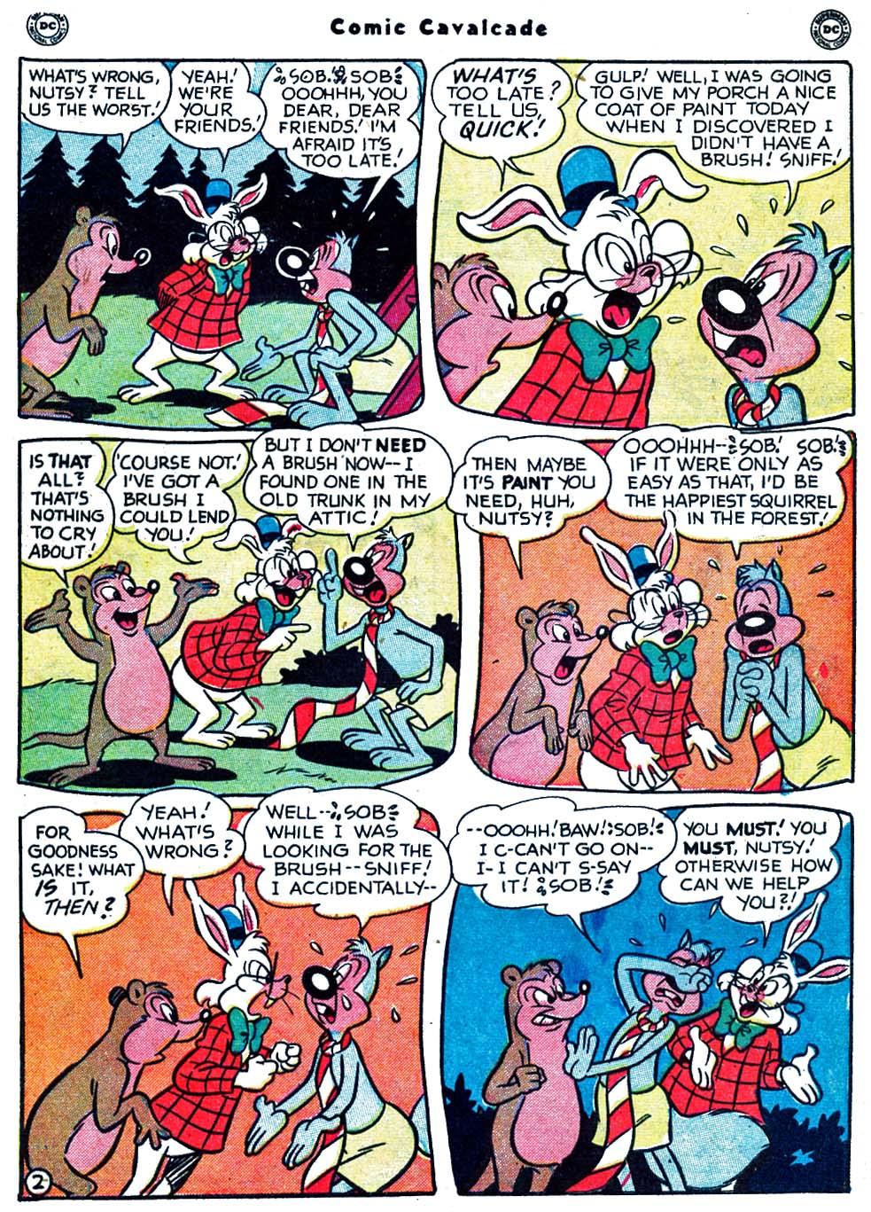 Comic Cavalcade issue 40 - Page 69