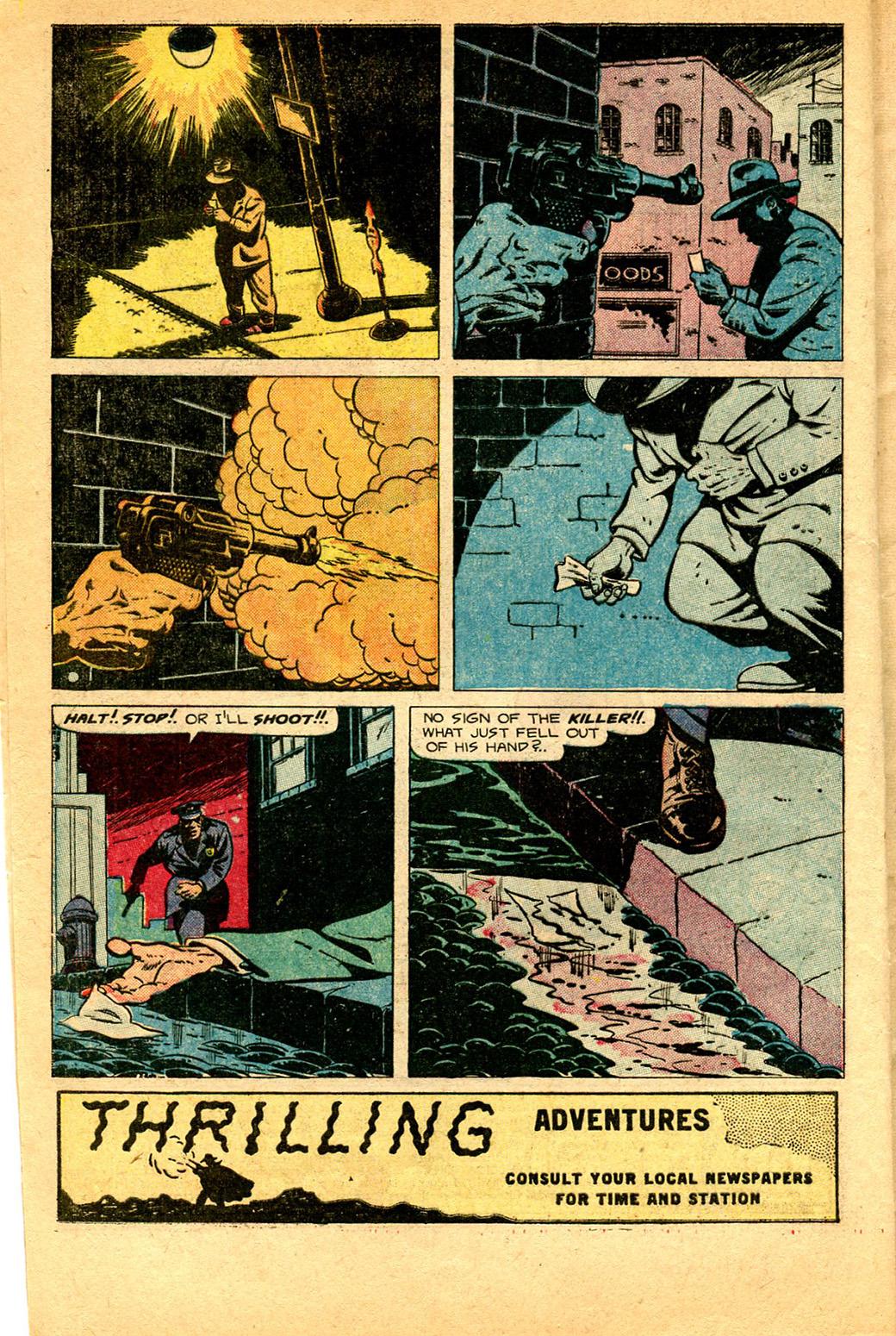 Read online Shadow Comics comic -  Issue #97 - 4