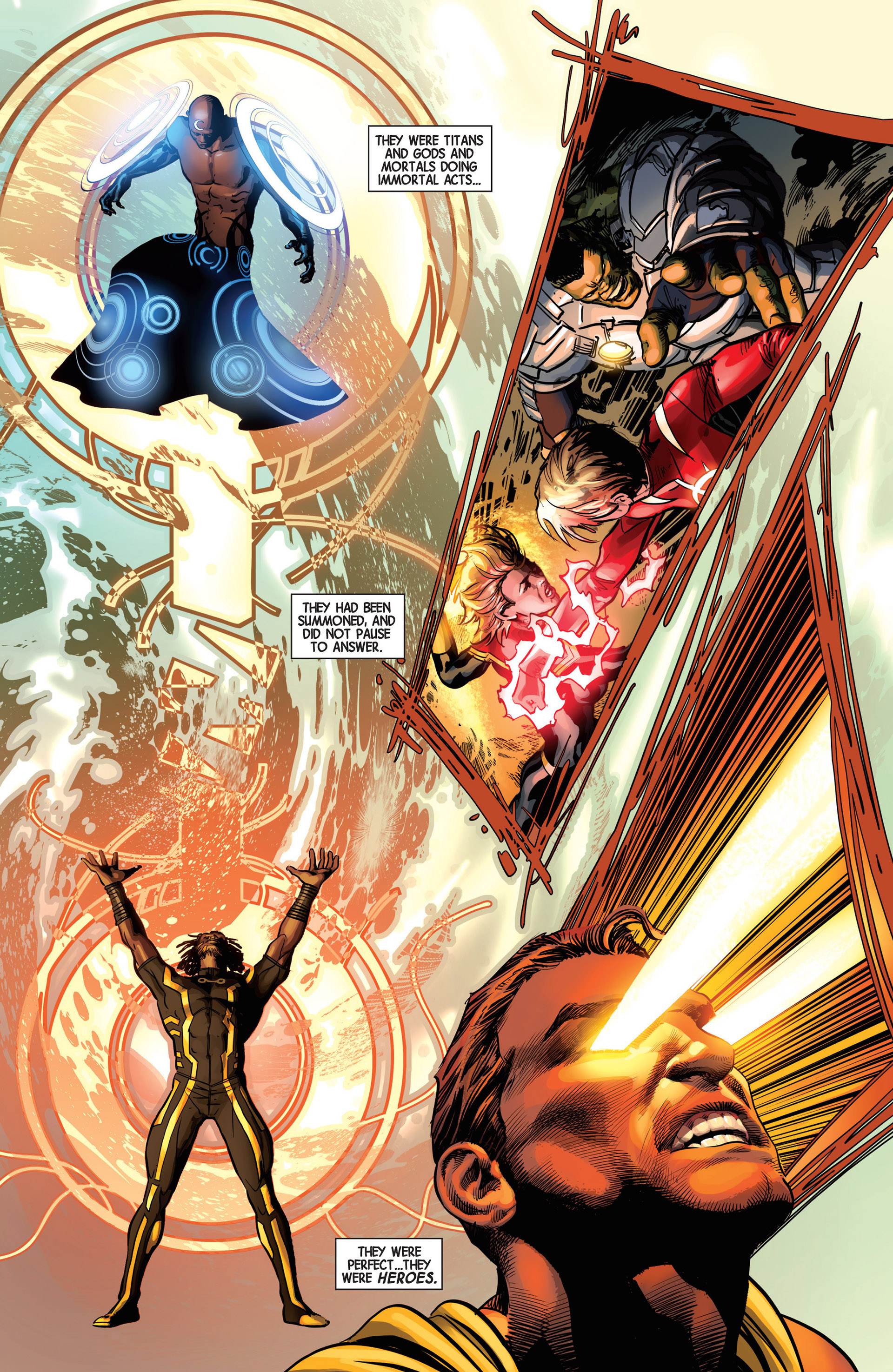 Read online Avengers (2013) comic -  Issue #9 - 20