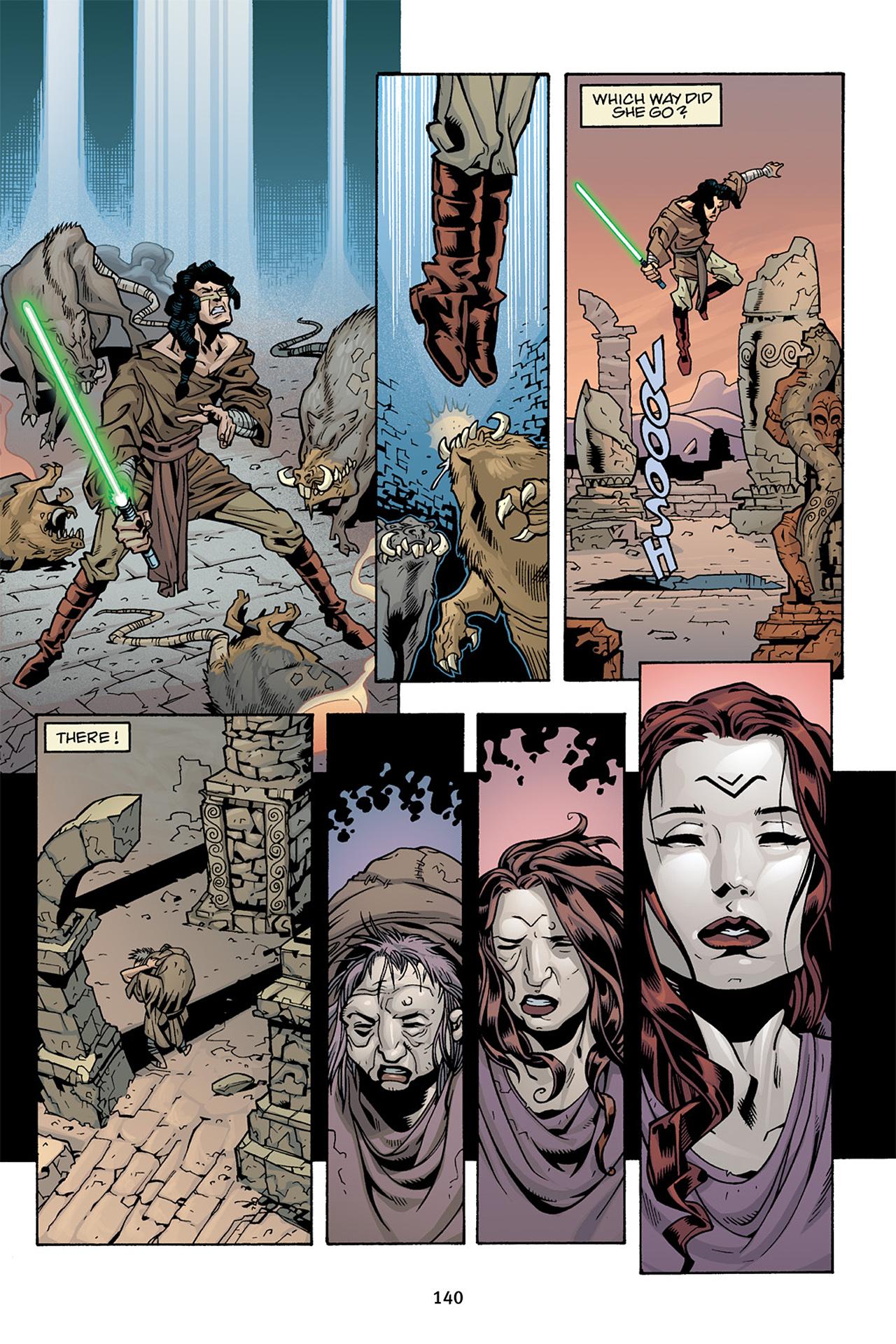 Read online Star Wars Omnibus comic -  Issue # Vol. 15 - 137