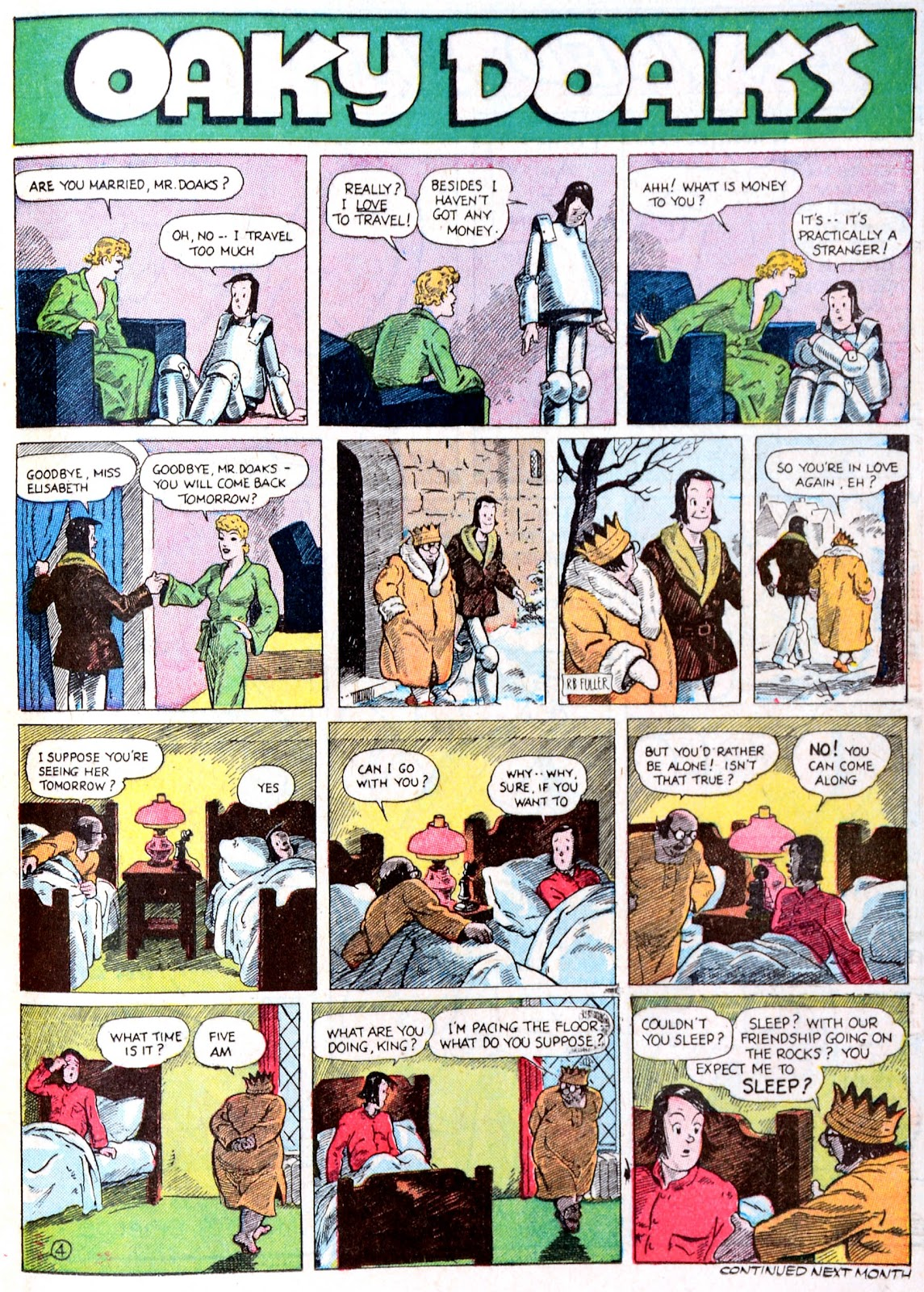Read online Famous Funnies comic -  Issue #60 - 40
