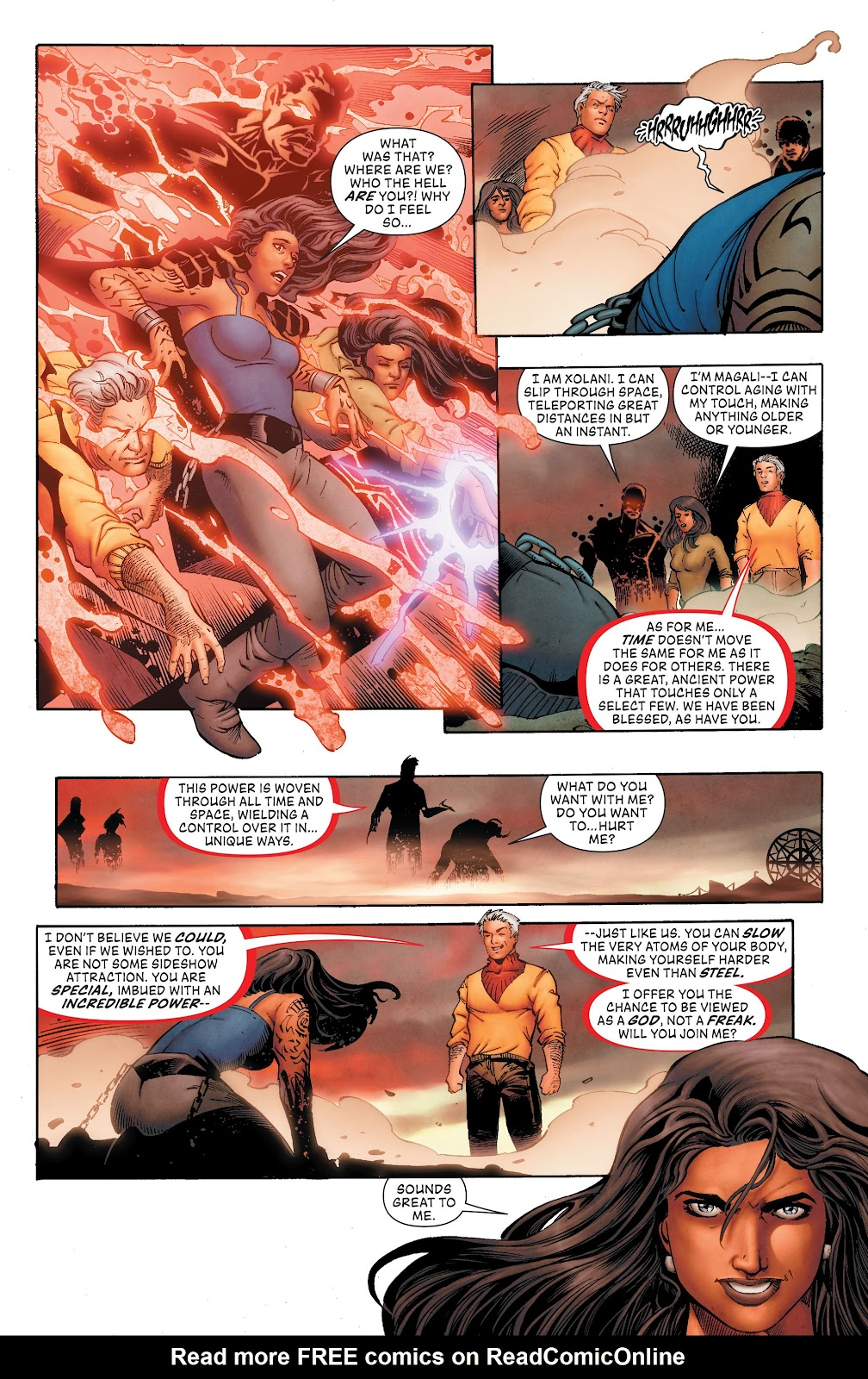 Read online The Flash (2011) comic -  Issue # _TPB 8 (Part 1) - 76