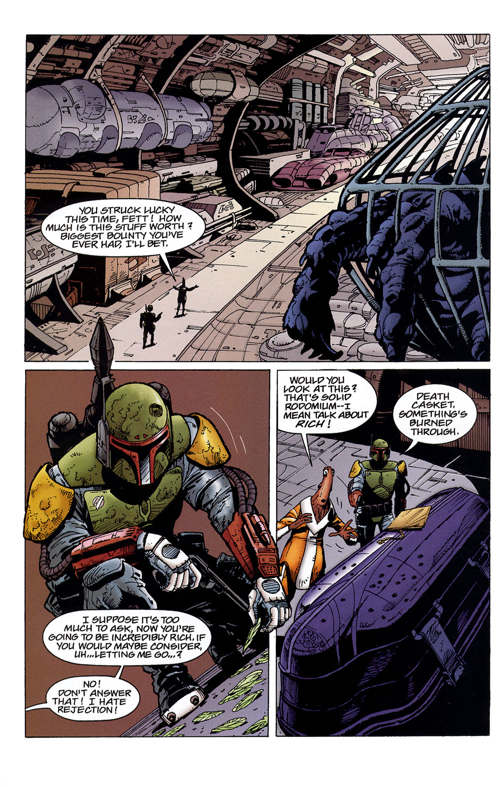 Read online Star Wars Omnibus comic -  Issue # Vol. 12 - 284