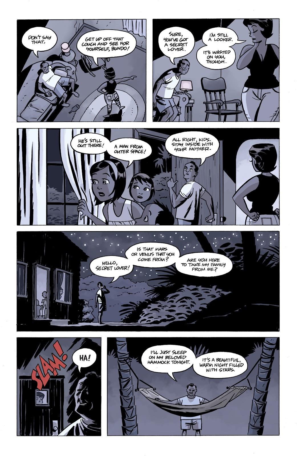 Read online The Twilight Children comic -  Issue #2 - 4