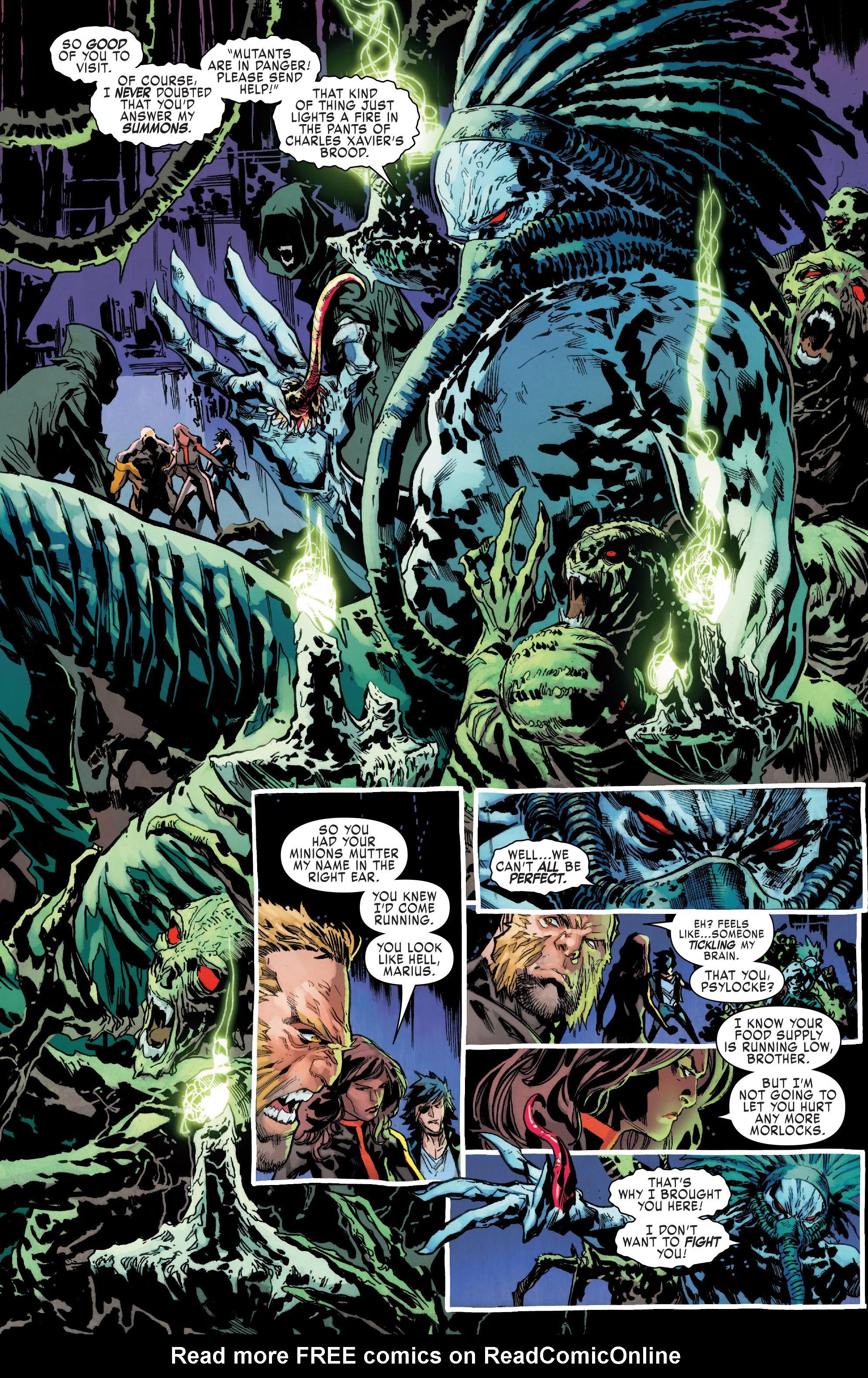 Read online Uncanny X-Men (2016) comic -  Issue #8 - 18