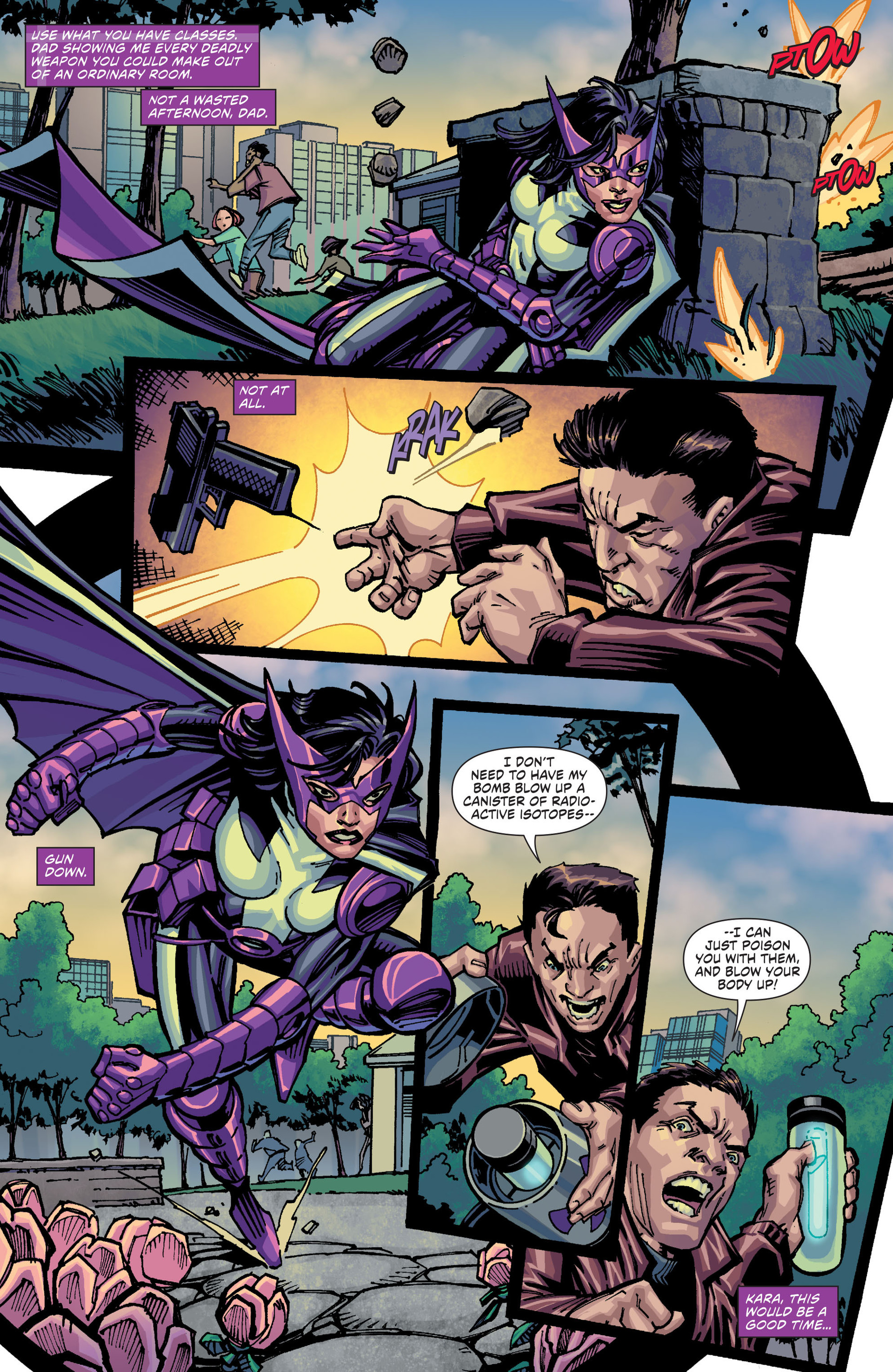 Read online Worlds' Finest comic -  Issue #24 - 13