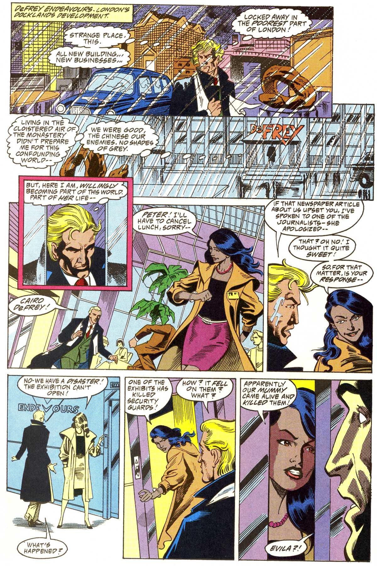 Read online Peter Cannon--Thunderbolt (1992) comic -  Issue #3 - 11