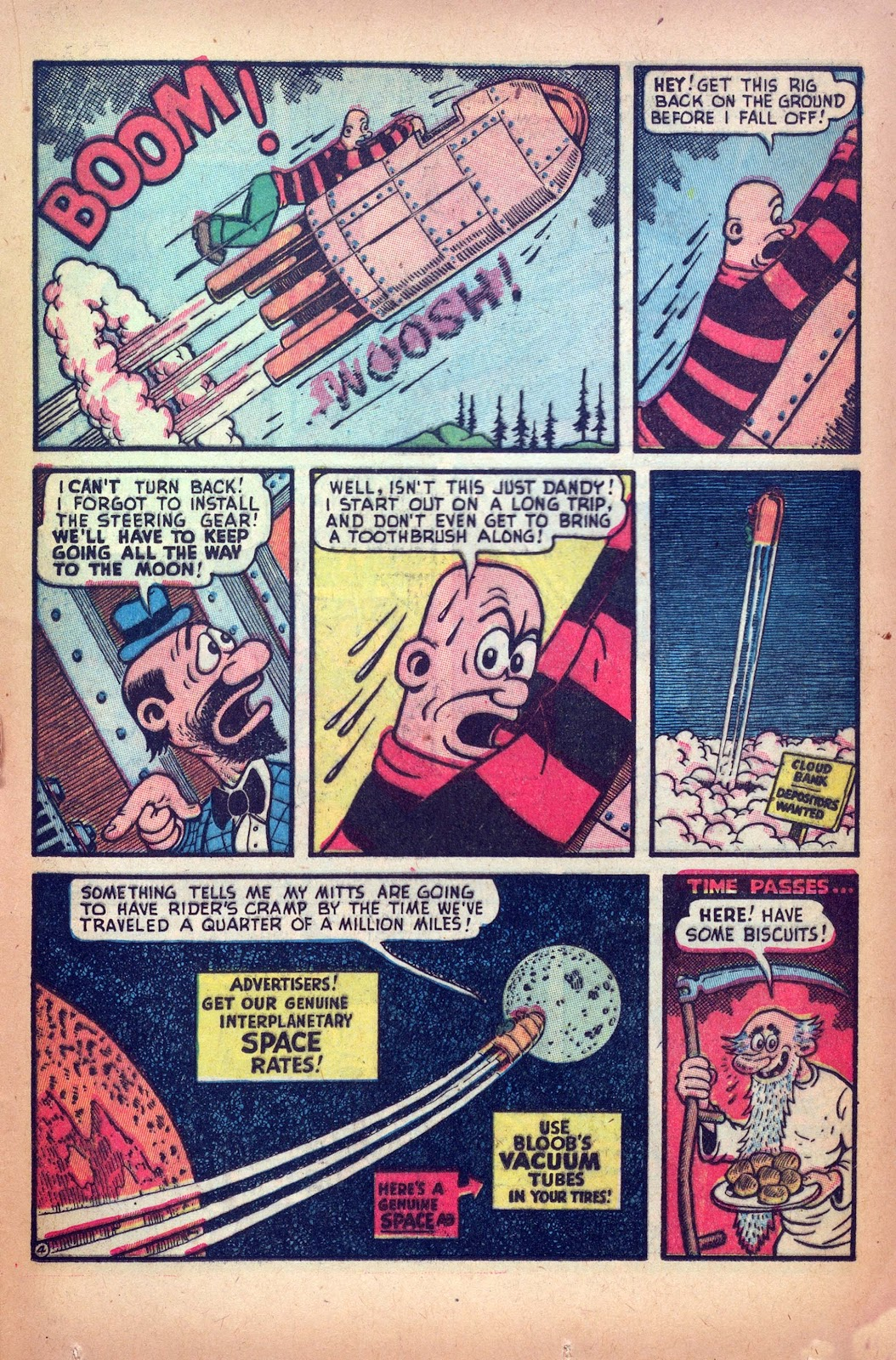 Read online Joker Comics comic -  Issue #26 - 35