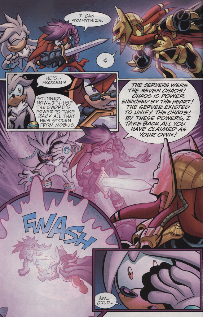Read online Sonic Universe comic -  Issue #28 - 24