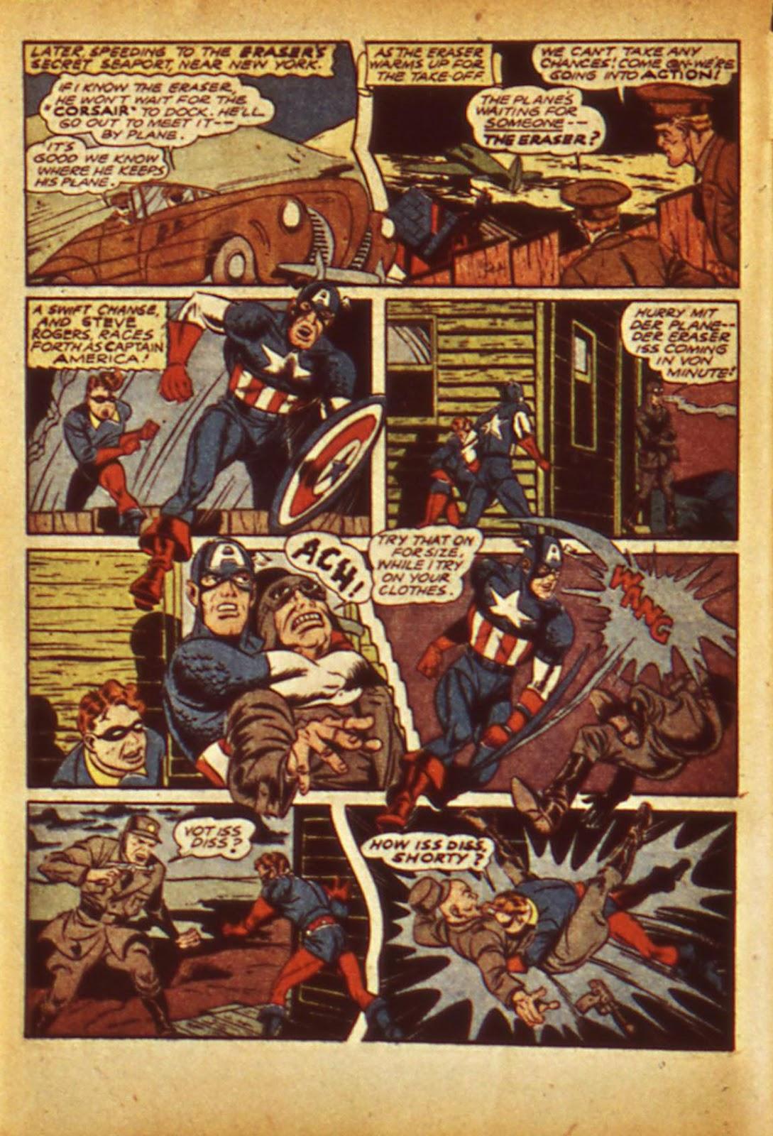 USA Comics issue 7 - Page 6