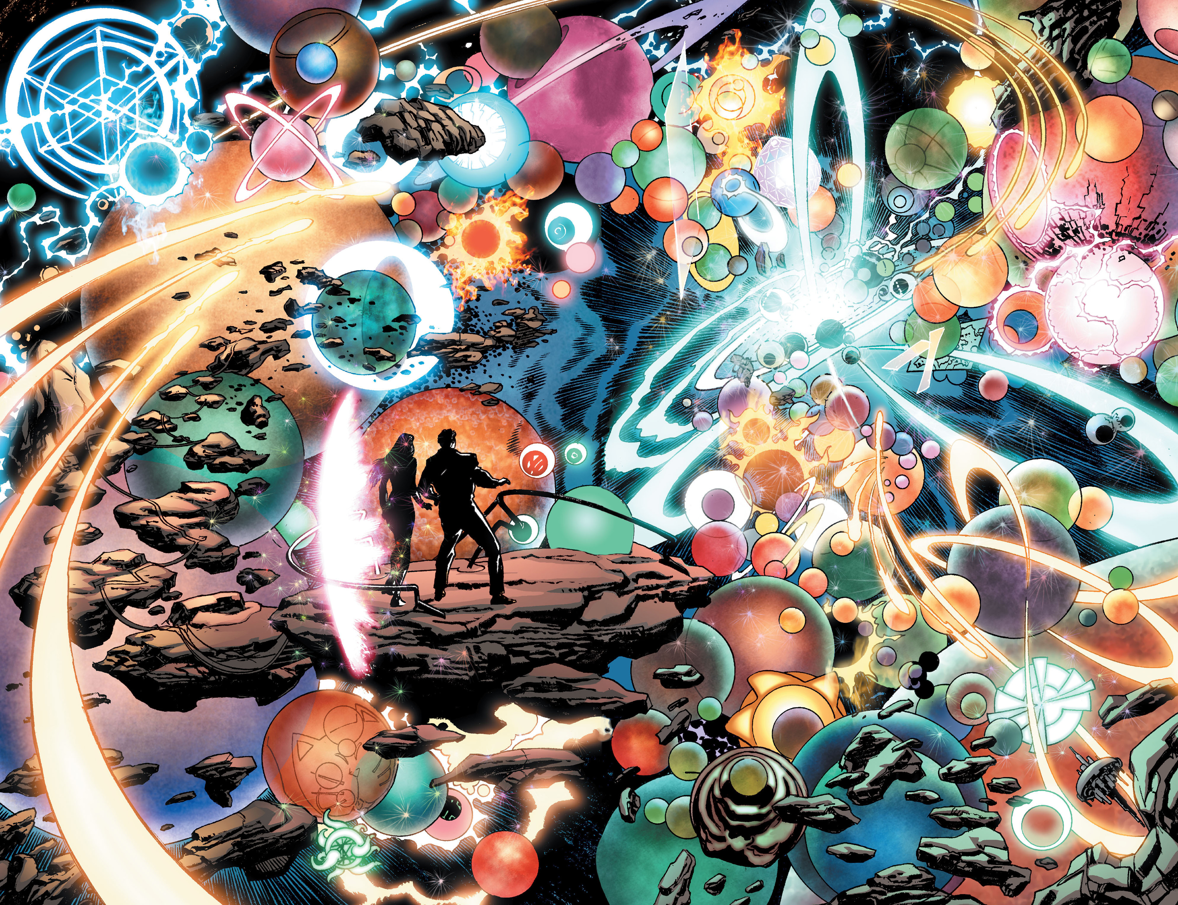 Read online Astro City: Astra Special comic -  Issue #1 - 24