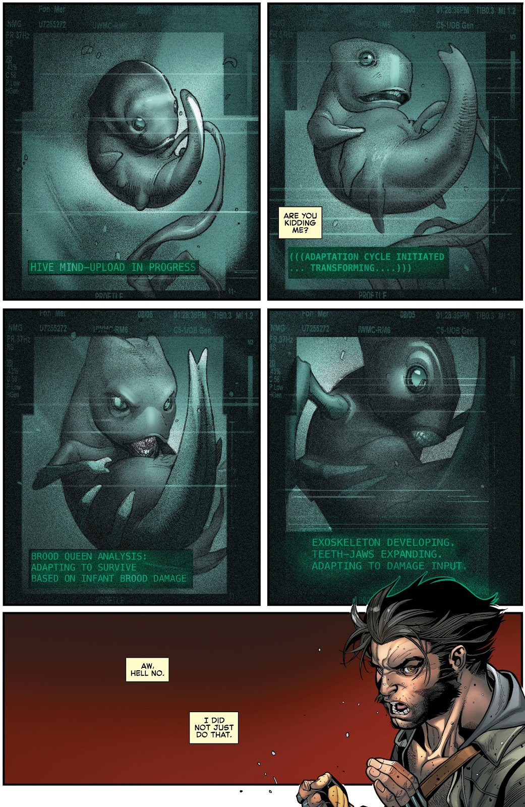 Read online Age of Ultron Companion comic -  Issue # TPB (Part 2) - 33