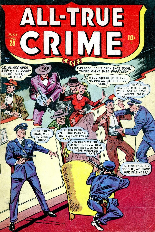 All-True Crime 28 Page 1