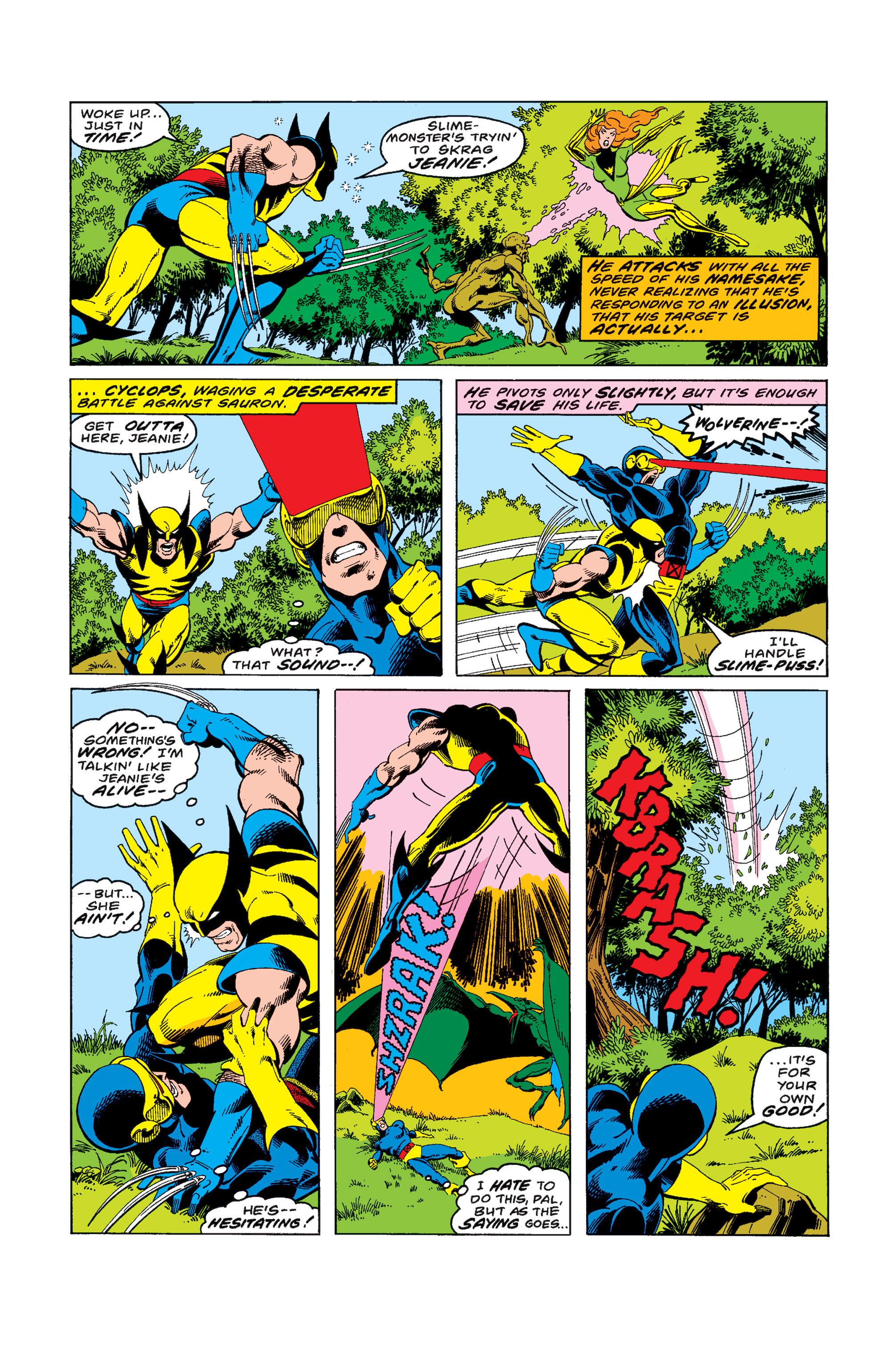 Uncanny X-Men (1963) 115 Page 6