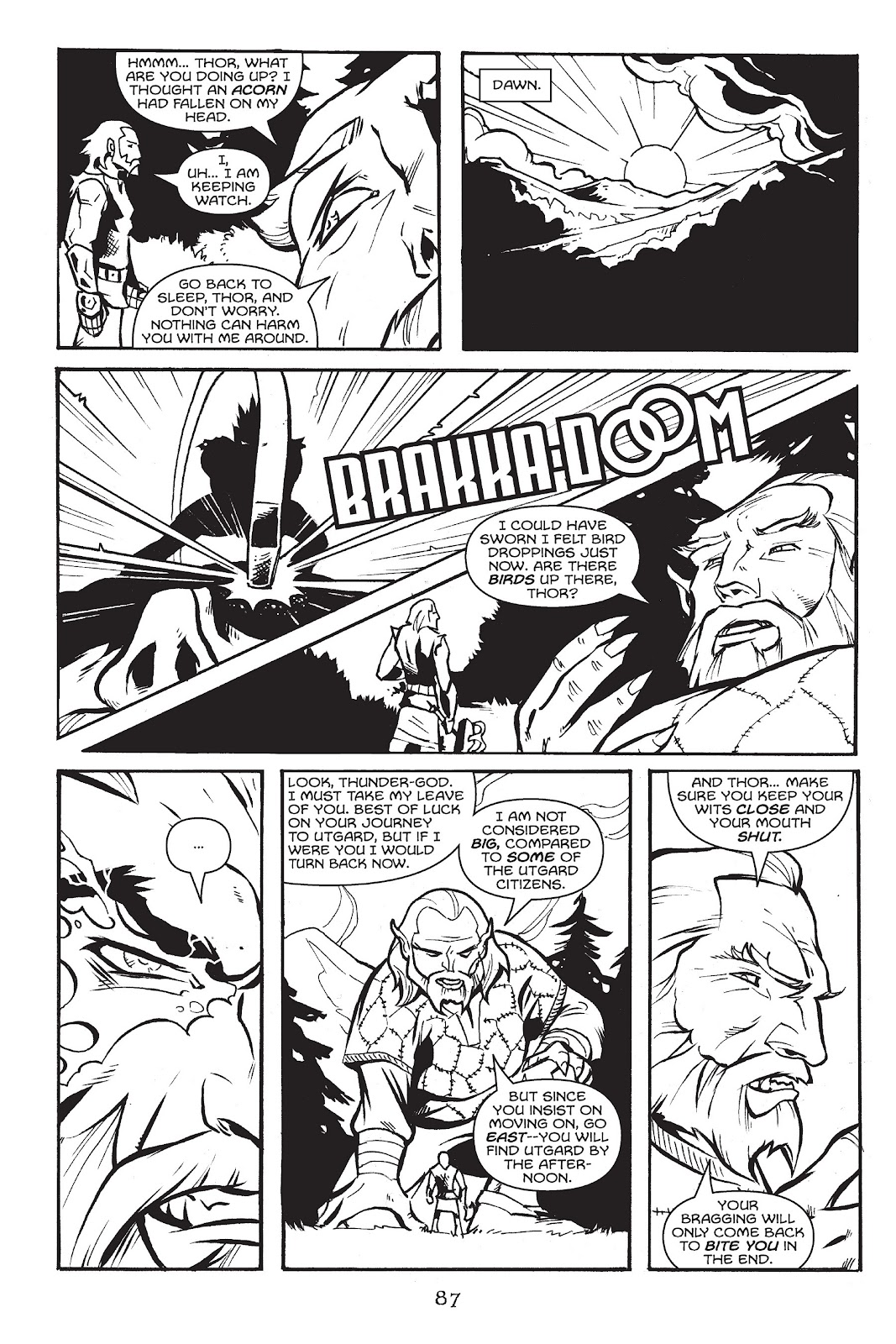 Read online Gods of Asgard comic -  Issue # TPB (Part 1) - 88