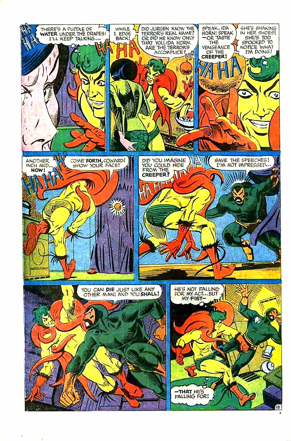 Beware The Creeper (1968) issue 1 - Page 26