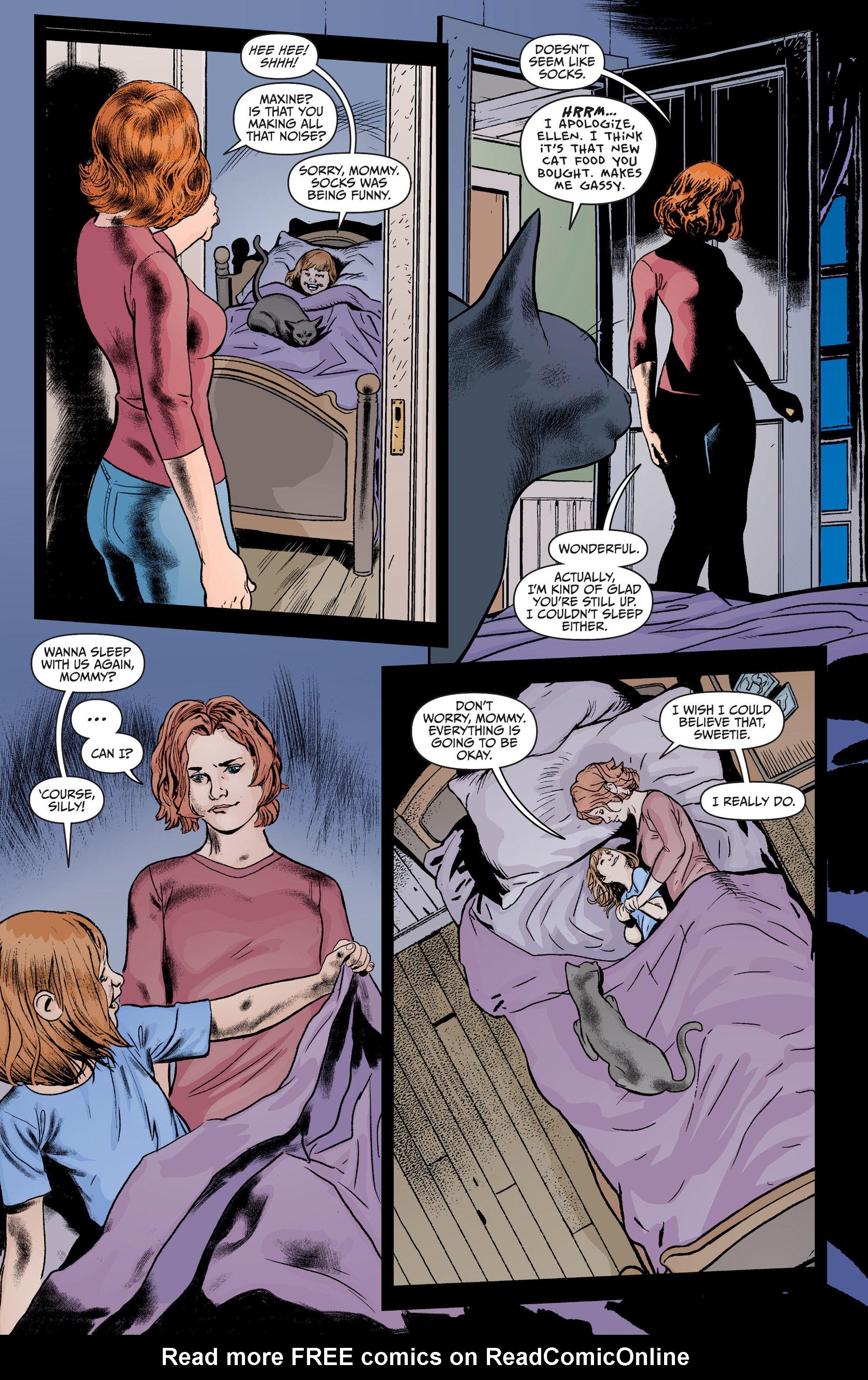 Read online Animal Man (2011) comic -  Issue #22 - 17