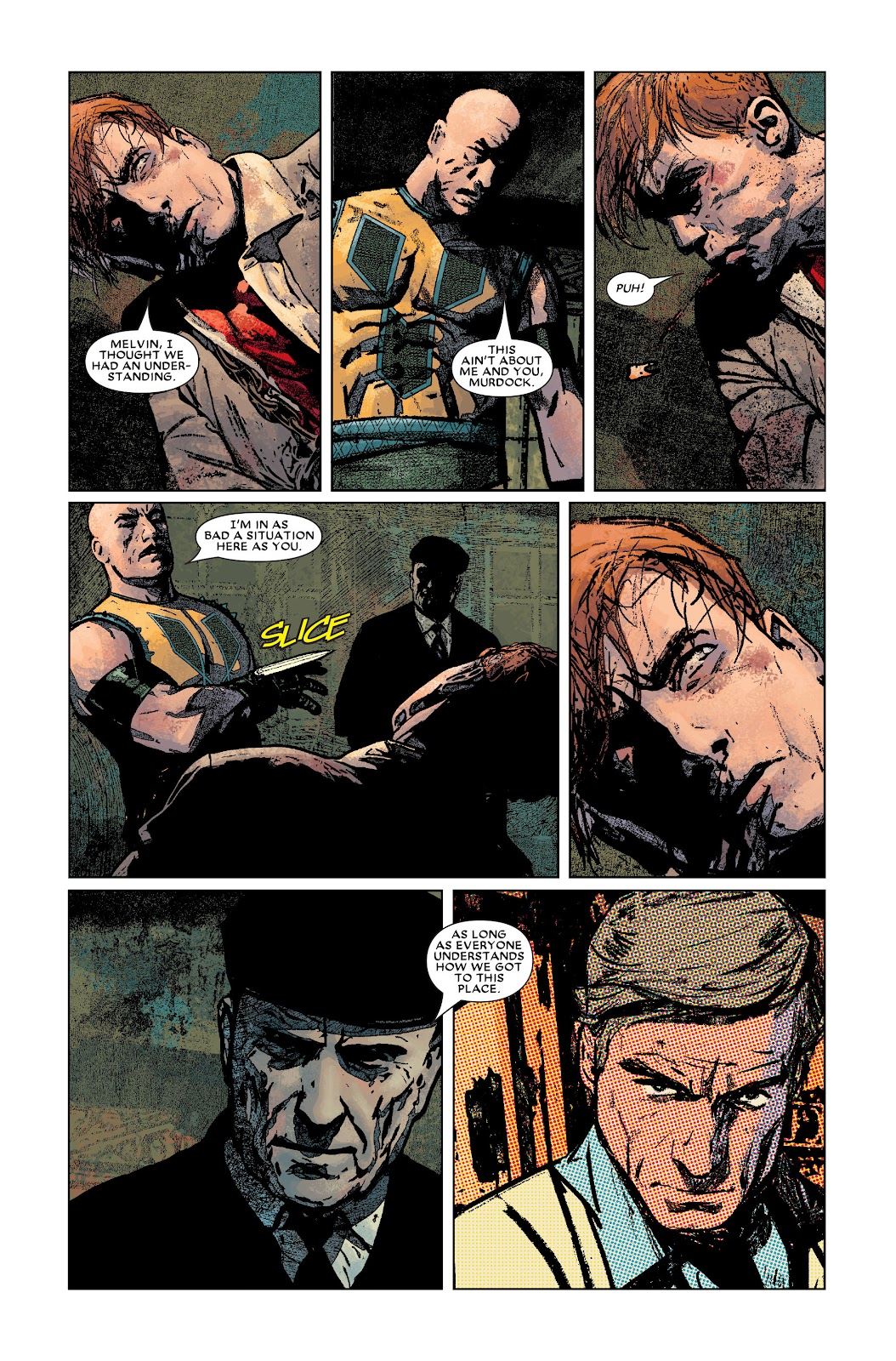 Read online Daredevil (1998) comic -  Issue # _Ultimate_Collection TPB 3 (Part 1) - 29
