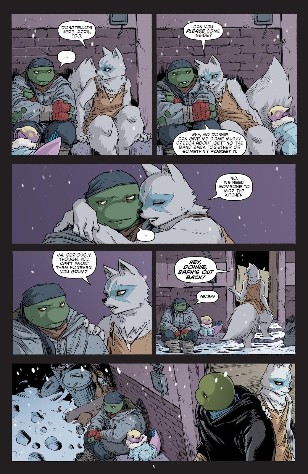 Read online Teenage Mutant Ninja Turtles (2011) comic -  Issue #104 - 7