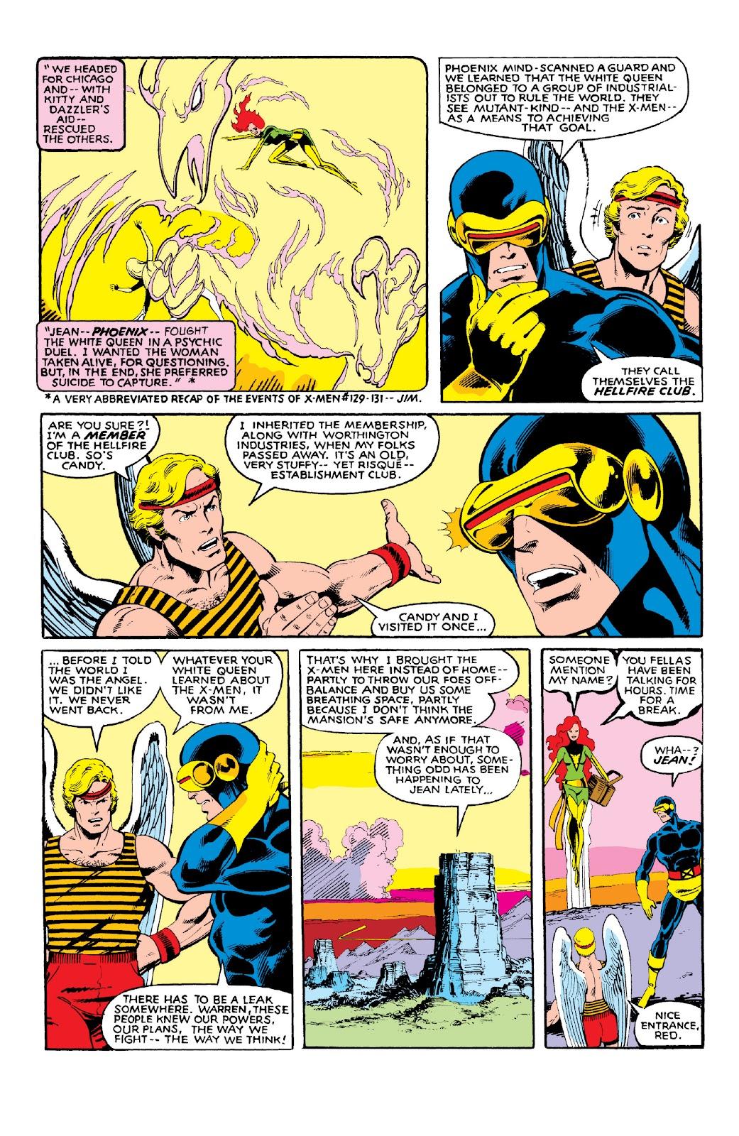 Read online X-Men Milestones: Dark Phoenix Saga comic -  Issue # TPB (Part 1) - 63