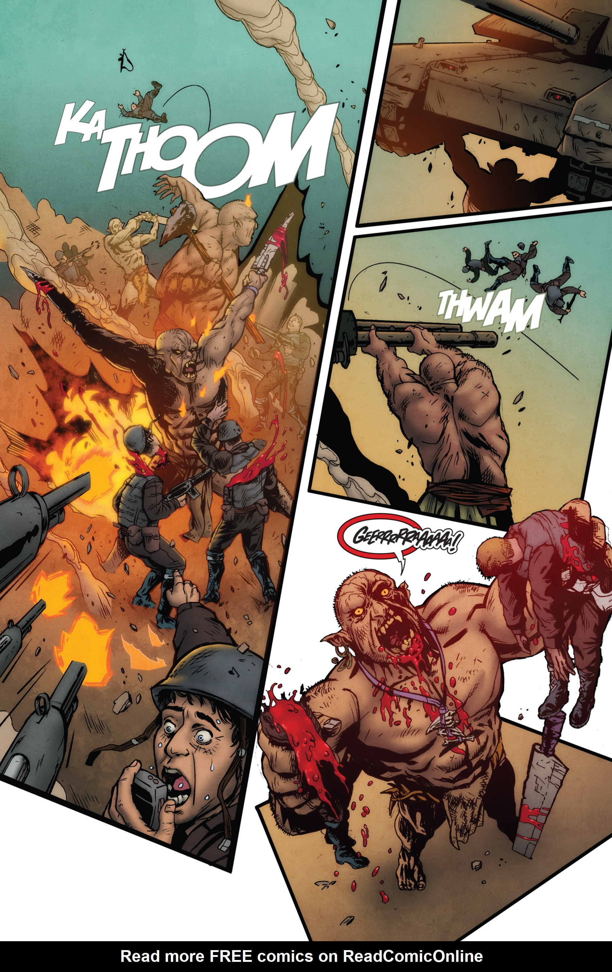 Read online Grimm Fairy Tales presents Grimm Universe comic -  Issue # TPB - 22