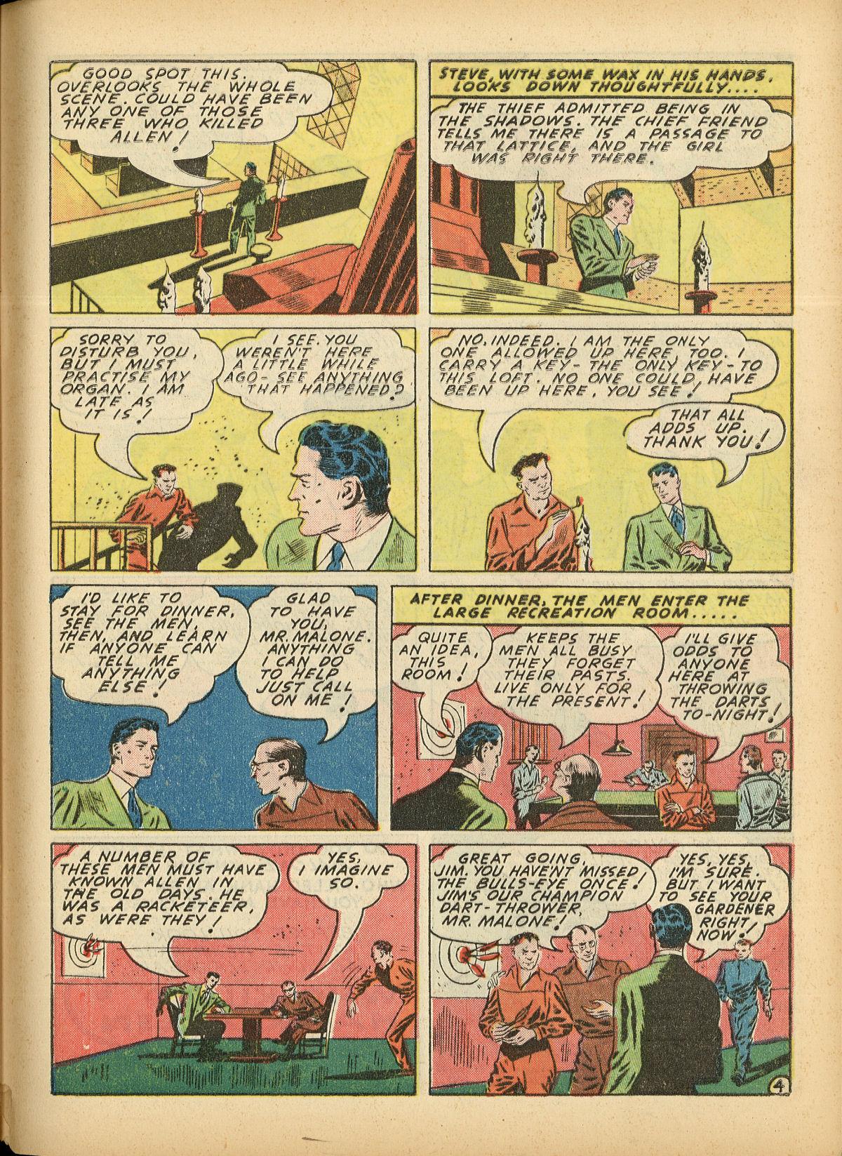 Read online Detective Comics (1937) comic -  Issue #55 - 55