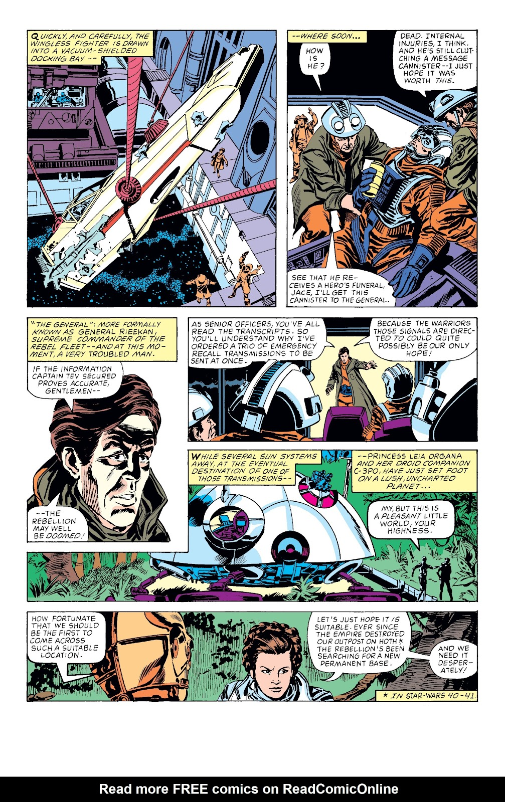 Read online Star Wars Legends: The Original Marvel Years - Epic Collection comic -  Issue # TPB 3 (Part 3) - 71