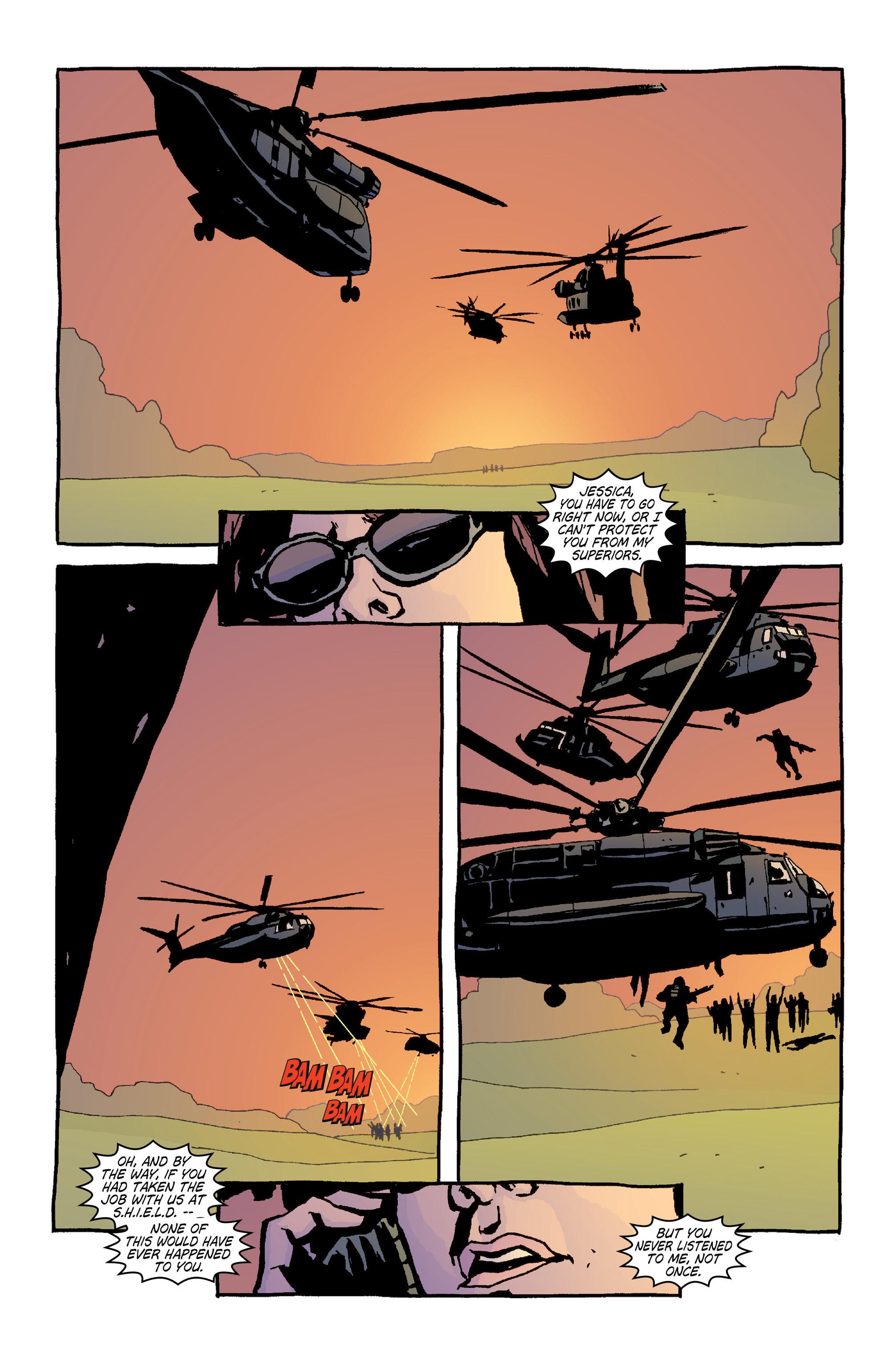 Read online Alias comic -  Issue #5 - 17