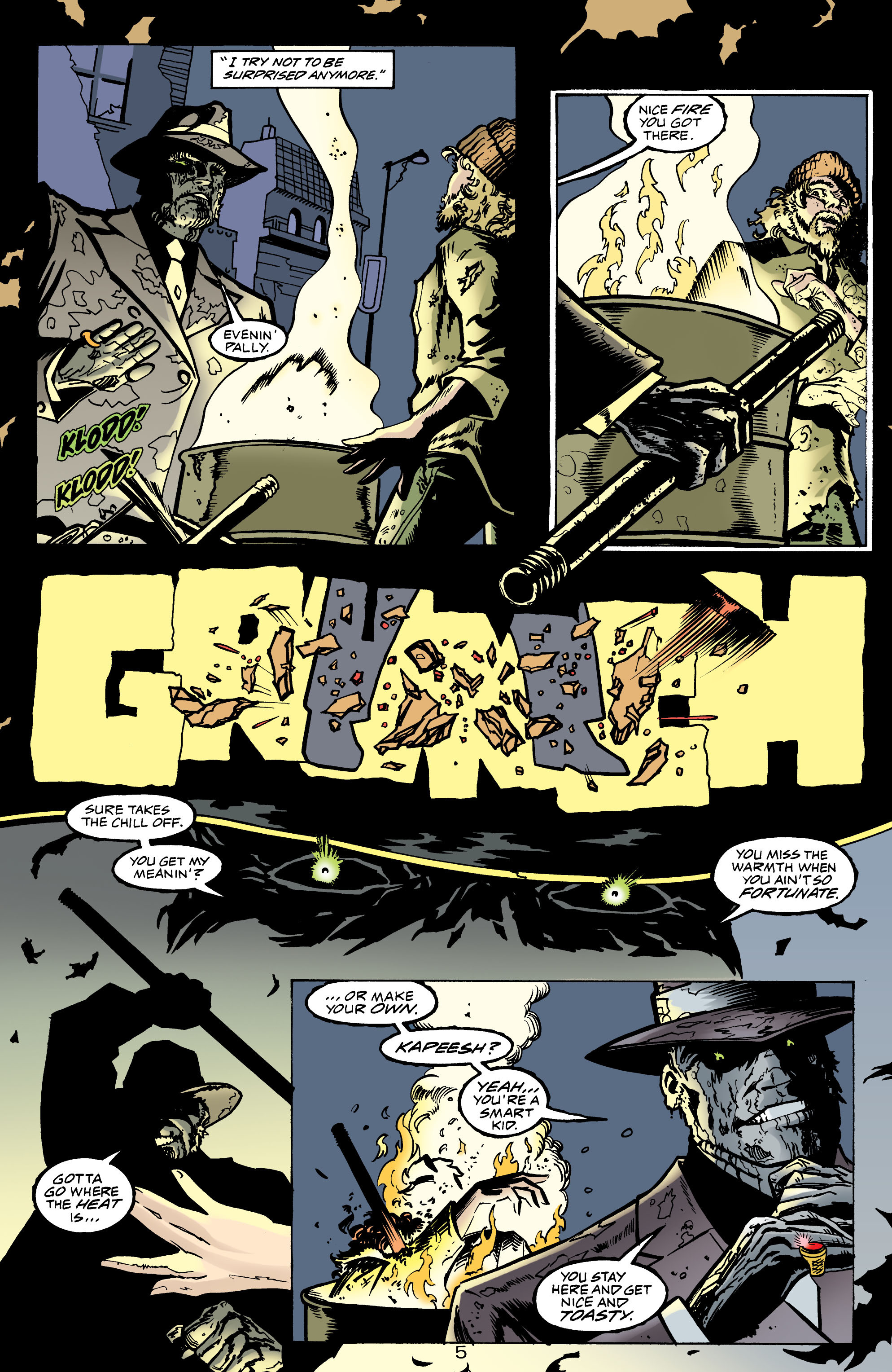 Read online Batman: Day of Judgment comic -  Issue # Full - 6