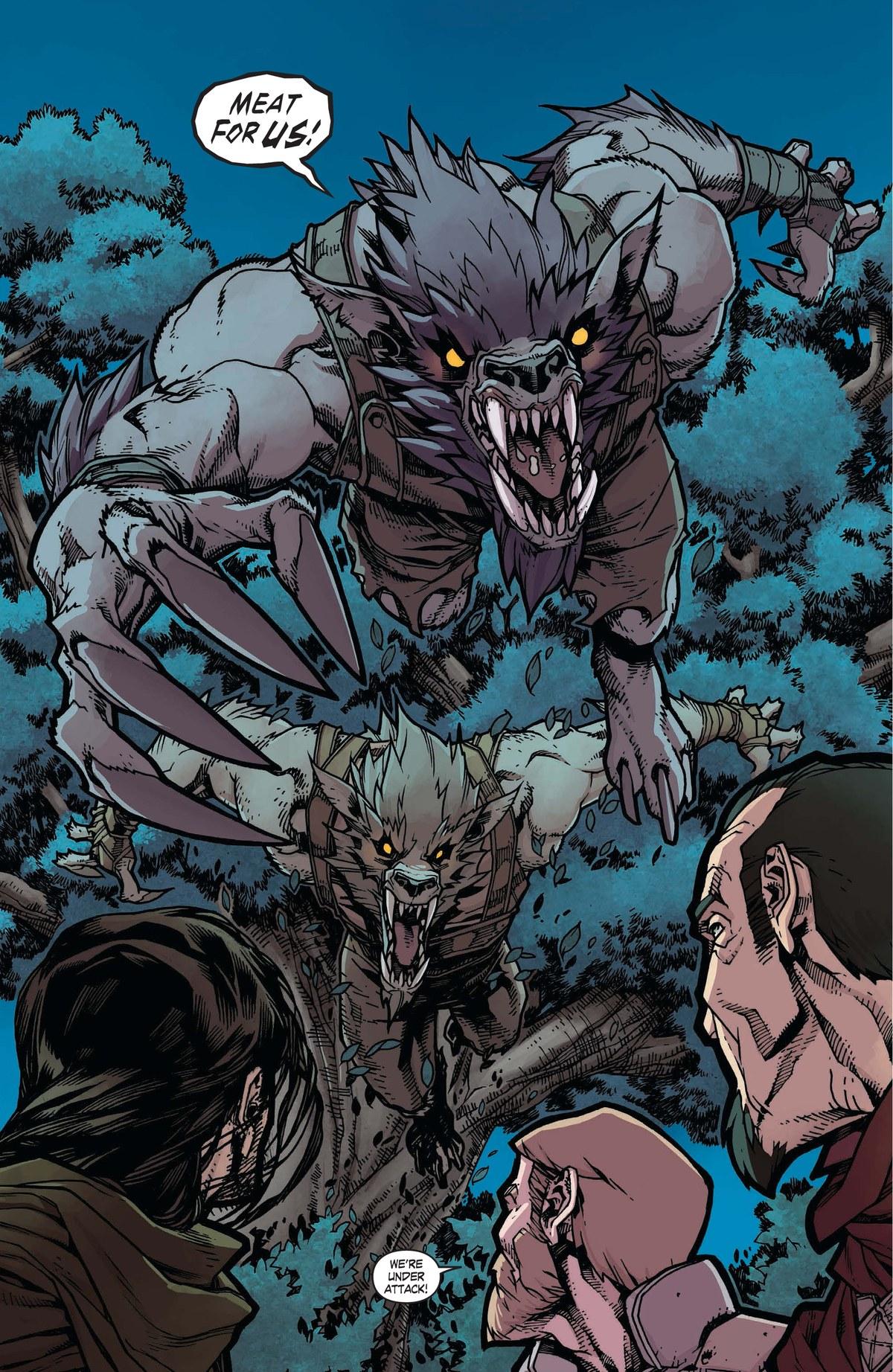 Read online World of Warcraft: Dark Riders comic -  Issue # Full - 62