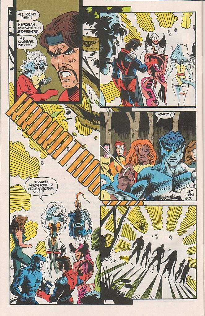 Excalibur (1988) issue 68 - Page 22